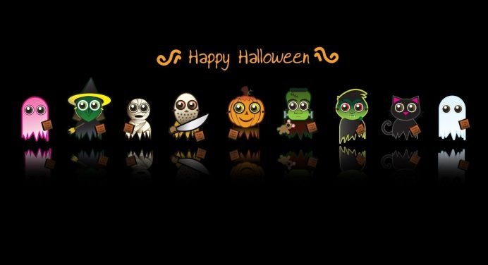 58 Halloween Animated Desktop