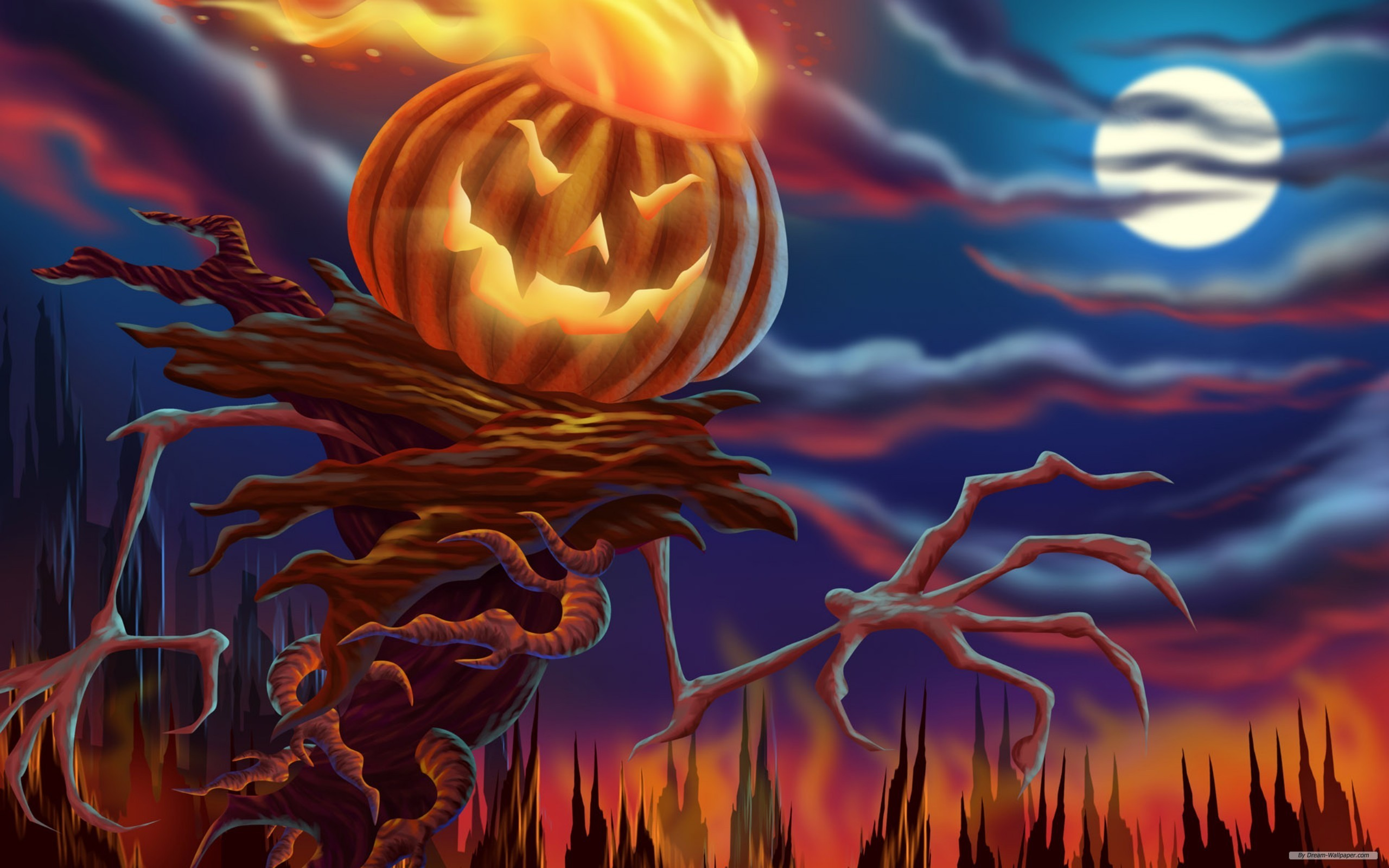 Free Desktop Wallpapers Halloween – Festival Collections