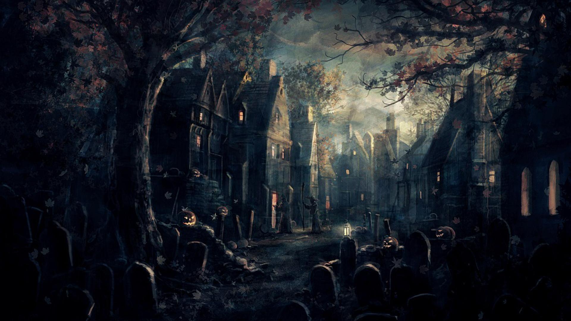 Top 10 Impressive Halloween Desktop Wallpapers in 2014 | Frivmaz.