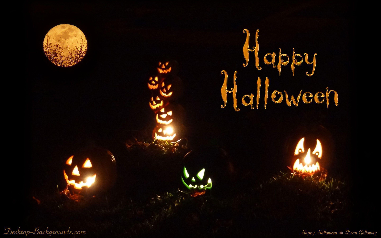 Happy Halloween ~ Desktop-