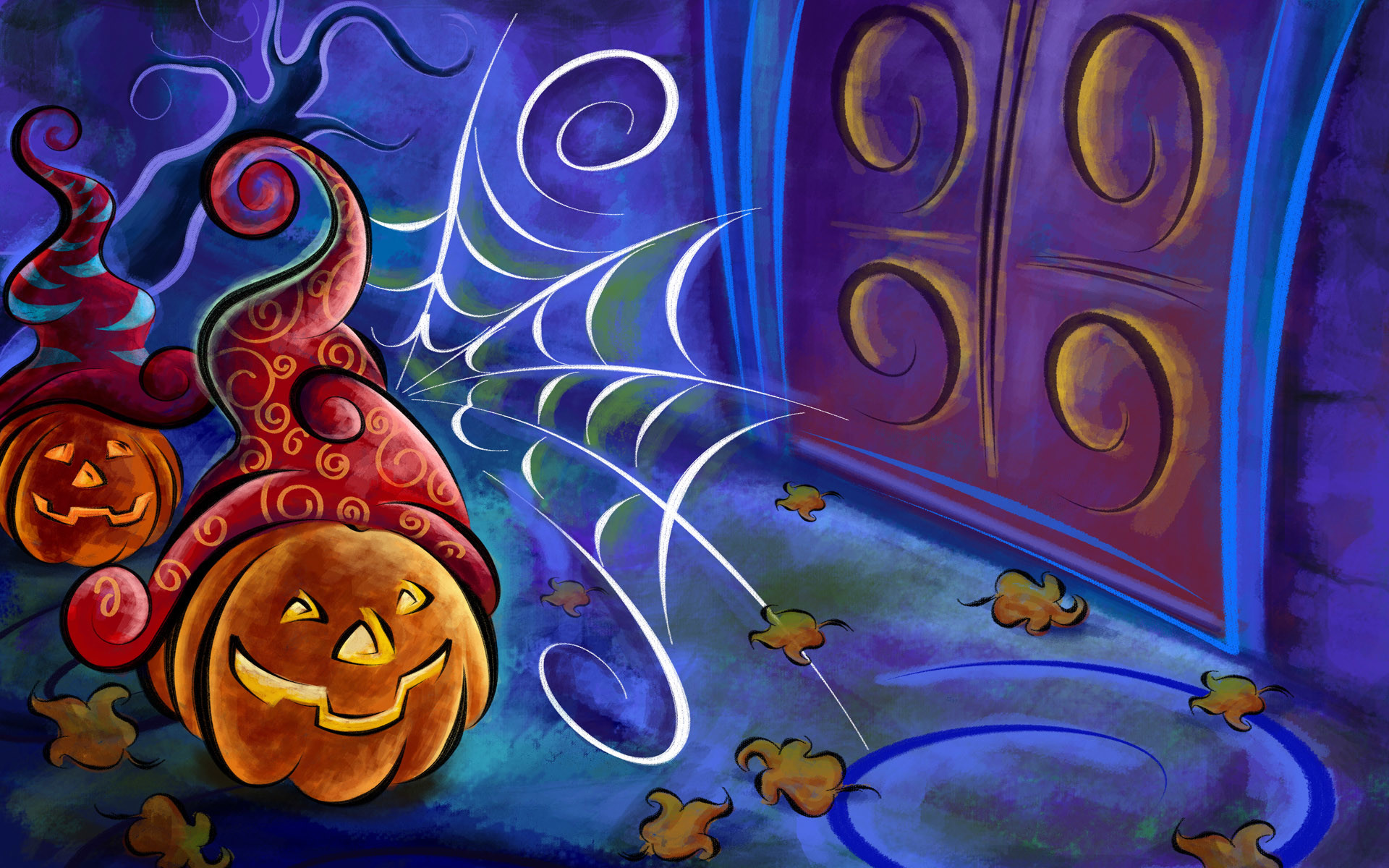 Scary Presents wallpapers and stock photos