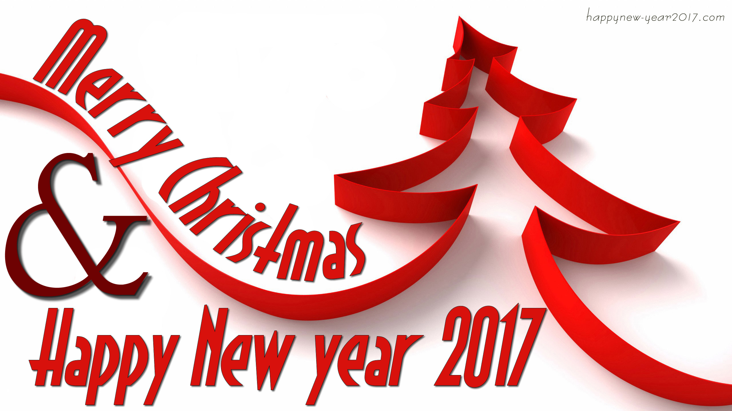 Merry Christmas And Happy New Year 2017 Wallpaper (22)