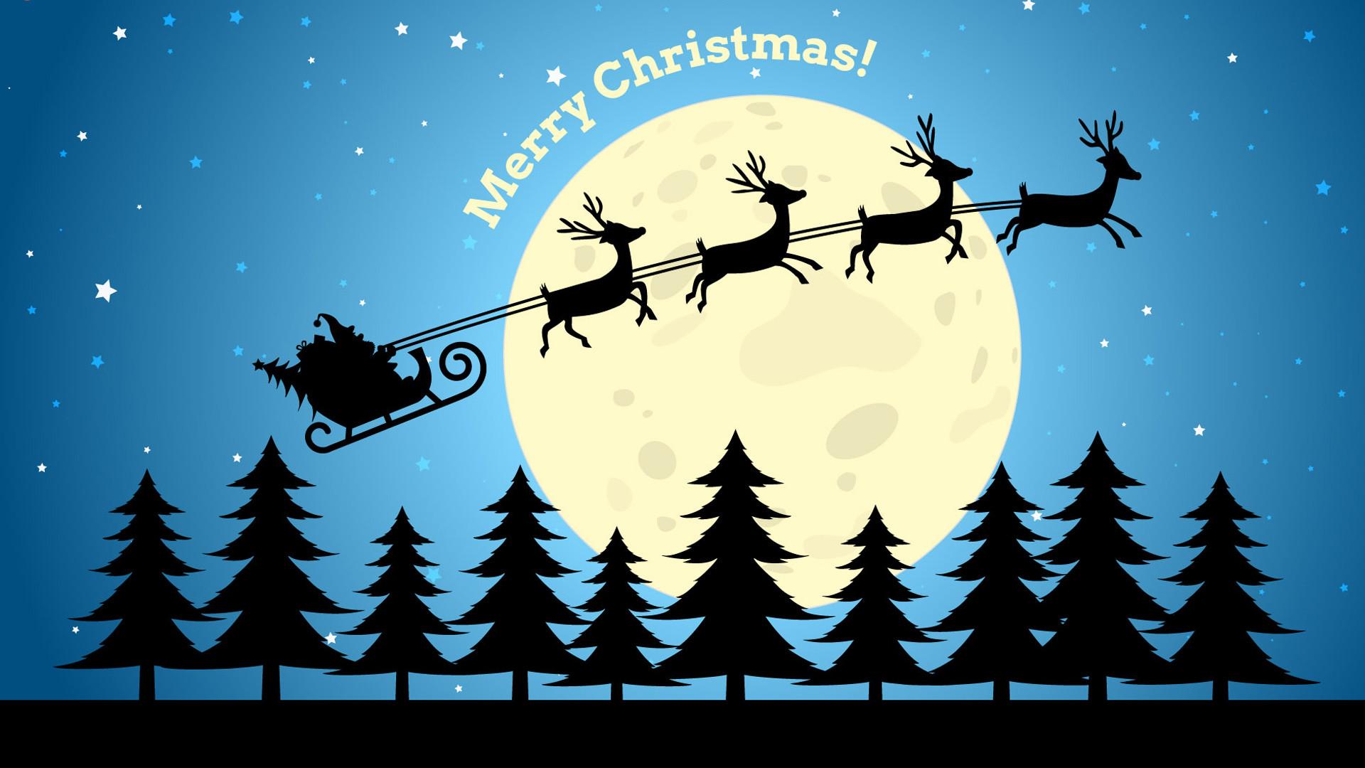 Merry christmas tree wallpaper 2015 HD