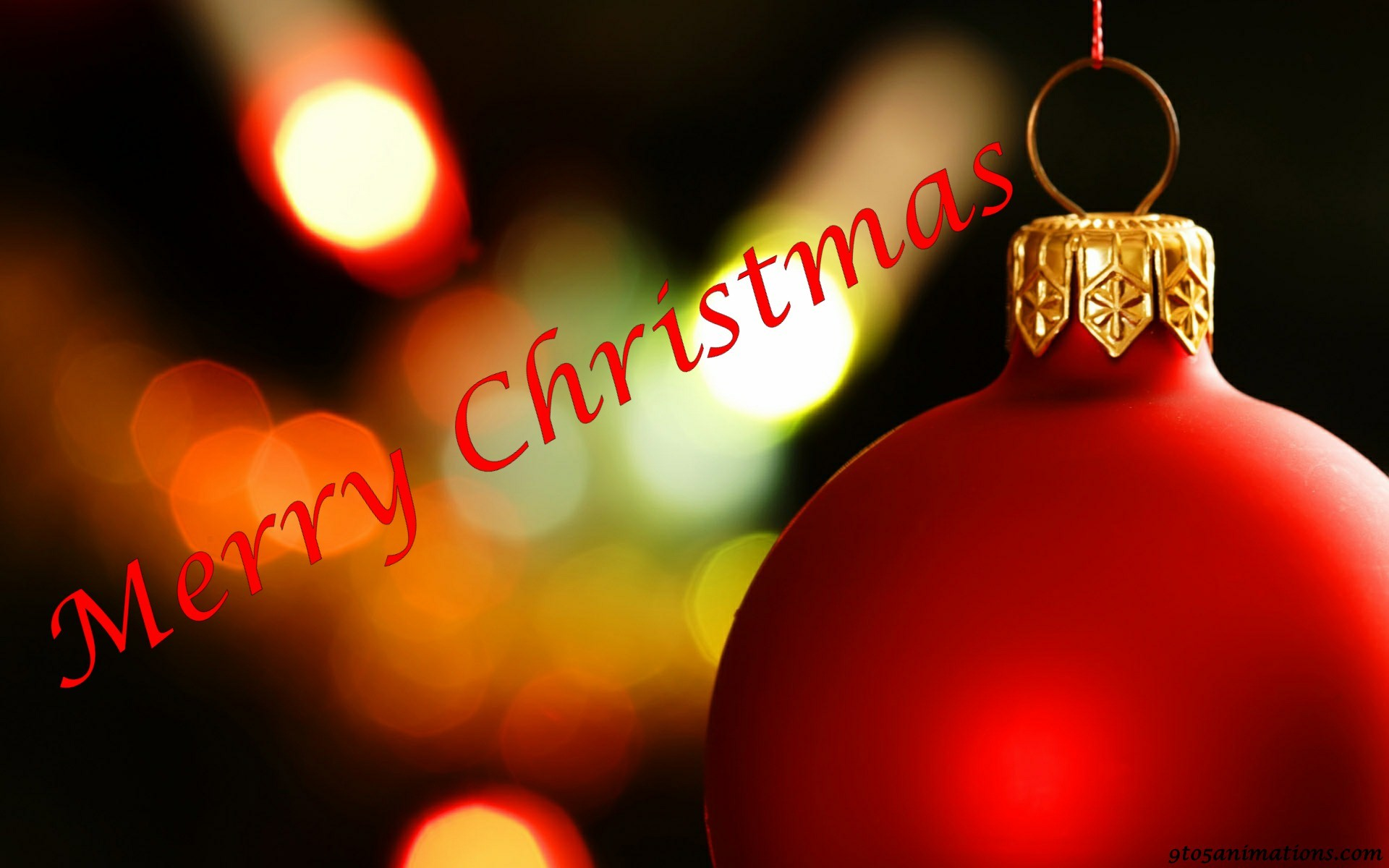 Merry Christmas simple high definition wallpapers free download
