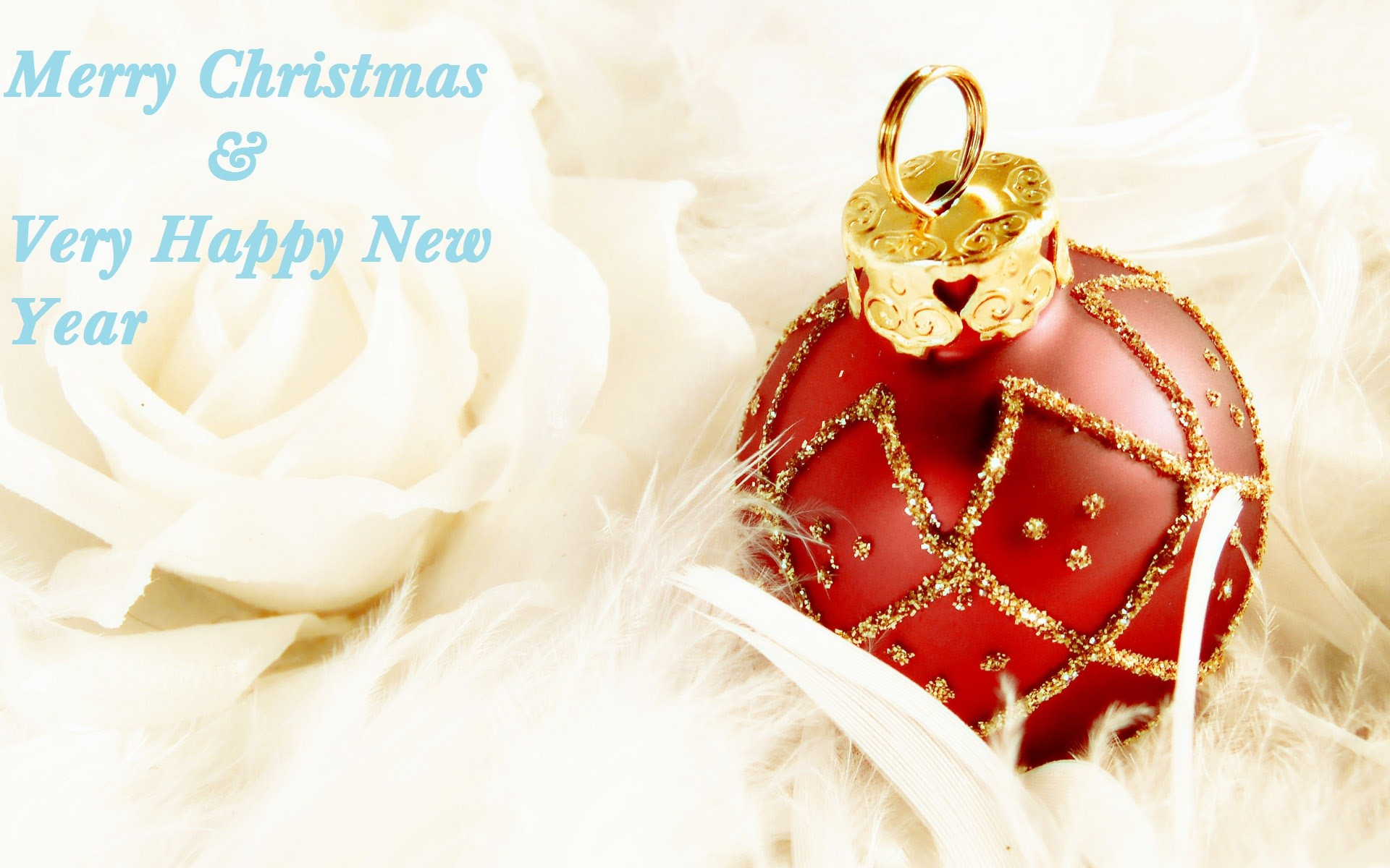 Happy New year & Merry Christmas HD Wallpapers