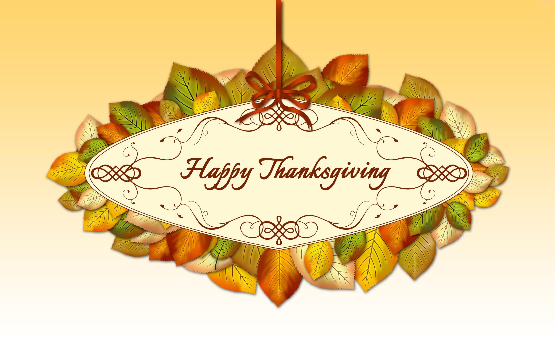 Happy Thanksgiving Holiday desktop wallpaper, Leaf wallpaper, Thanksgiving  wallpaper – Holidays no.