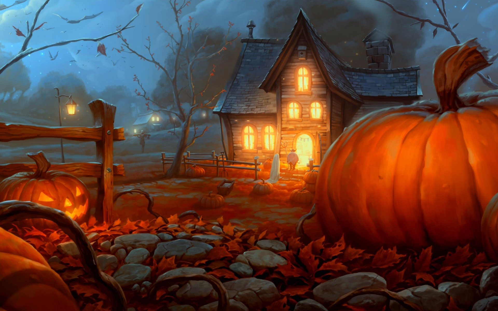Animated Halloween Wallpapers – Festival Collections