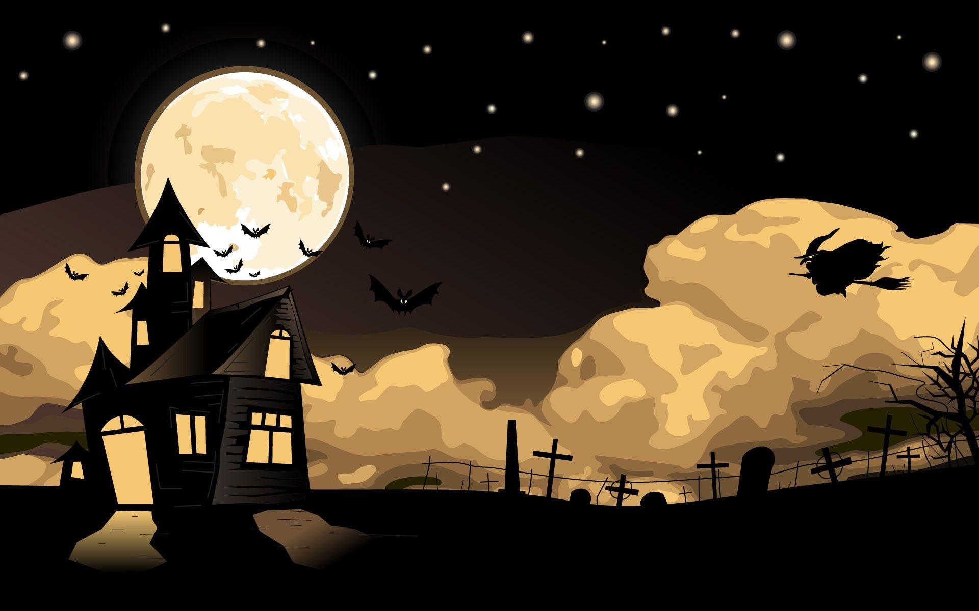 Halloween hd wallpaper free download