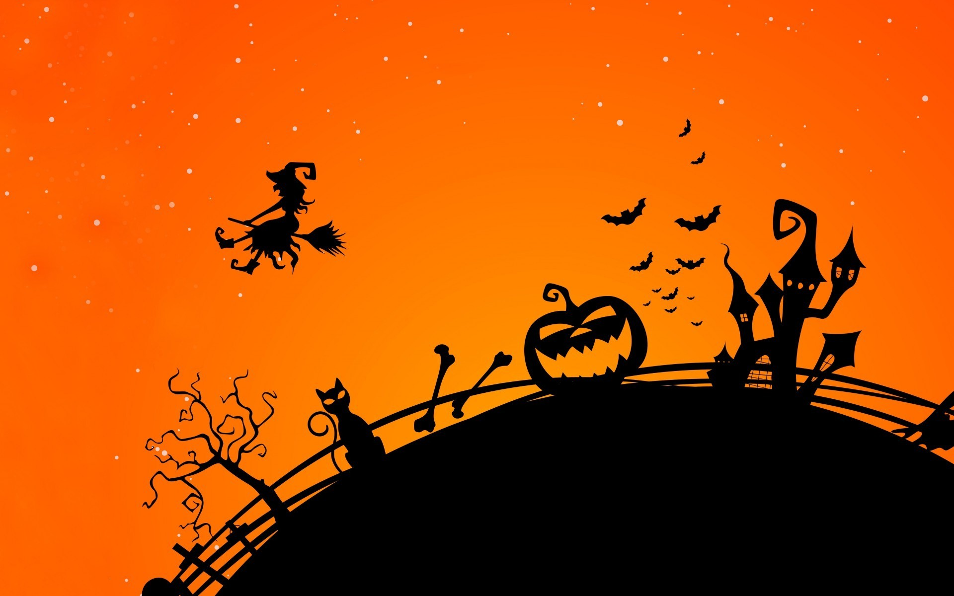 Animated Halloween wallpaper | Animated Happy Halloween Images, Pictures,  Photos, HD Wallpapers
