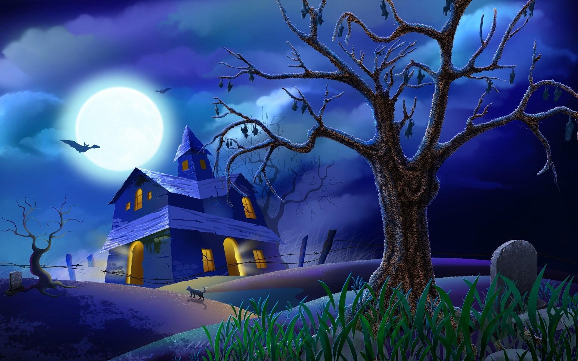Halloween Background 481085