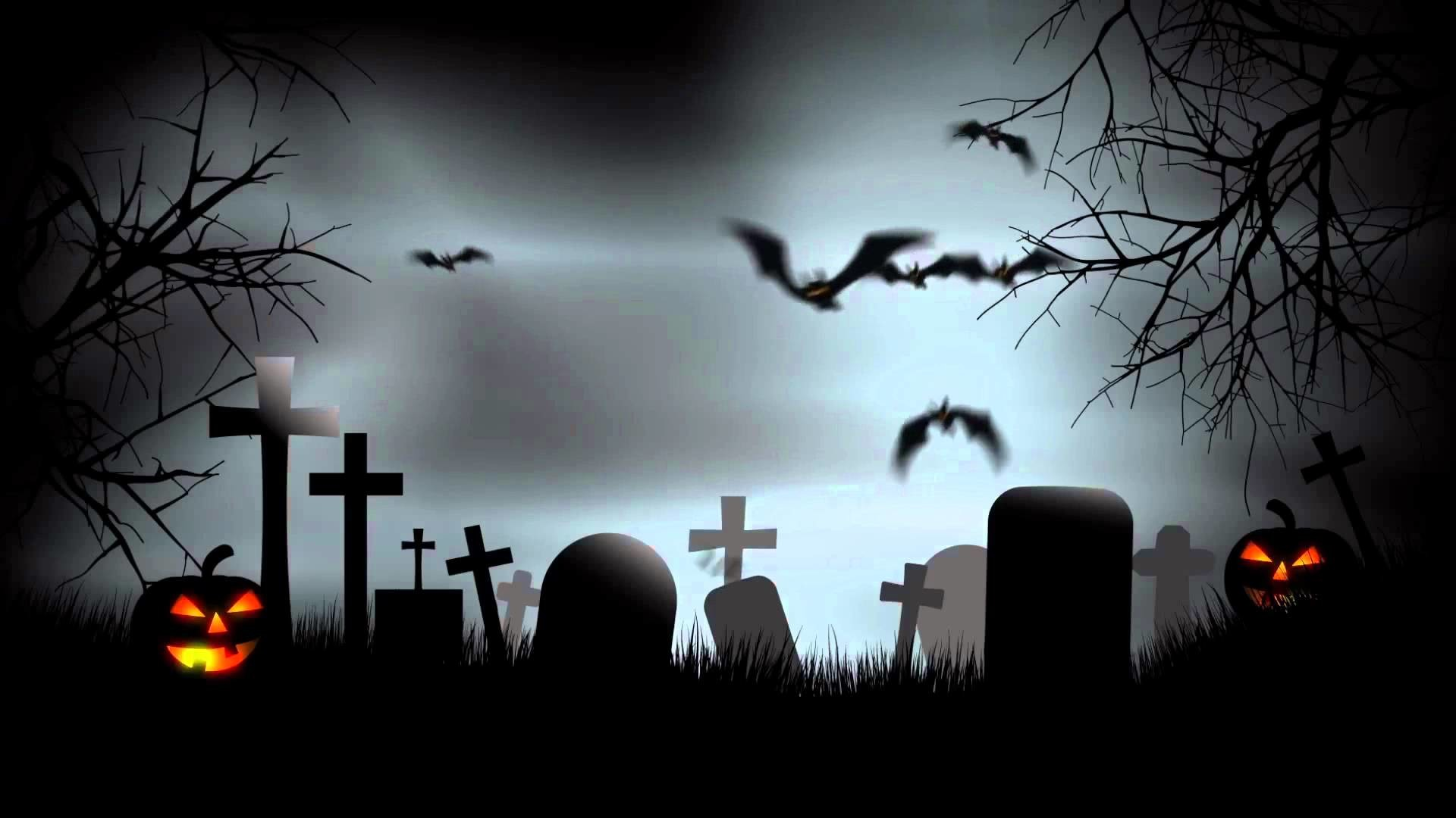 Sizzling Halloween Wallpapers (30)