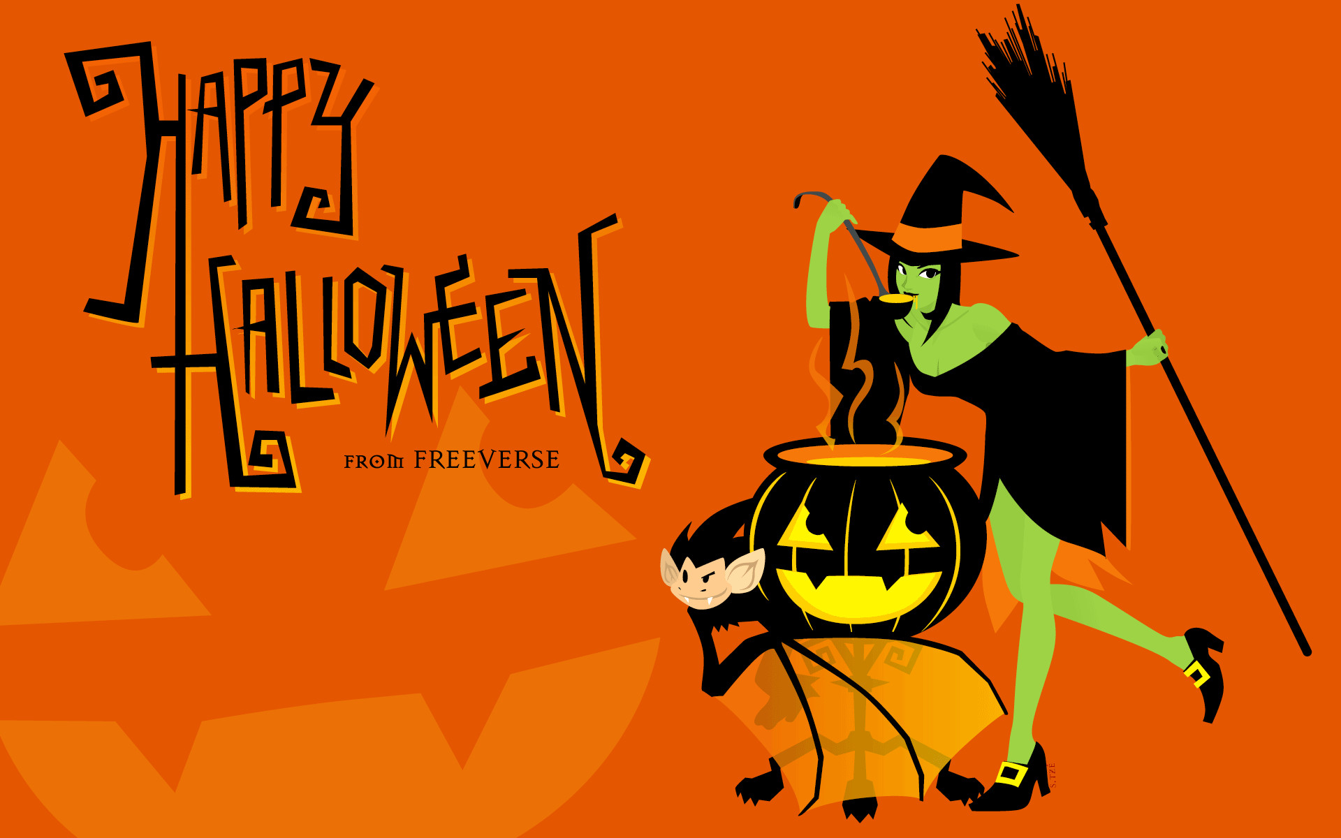 Free Animated Halloween Wallpaper – WallpaperSafari