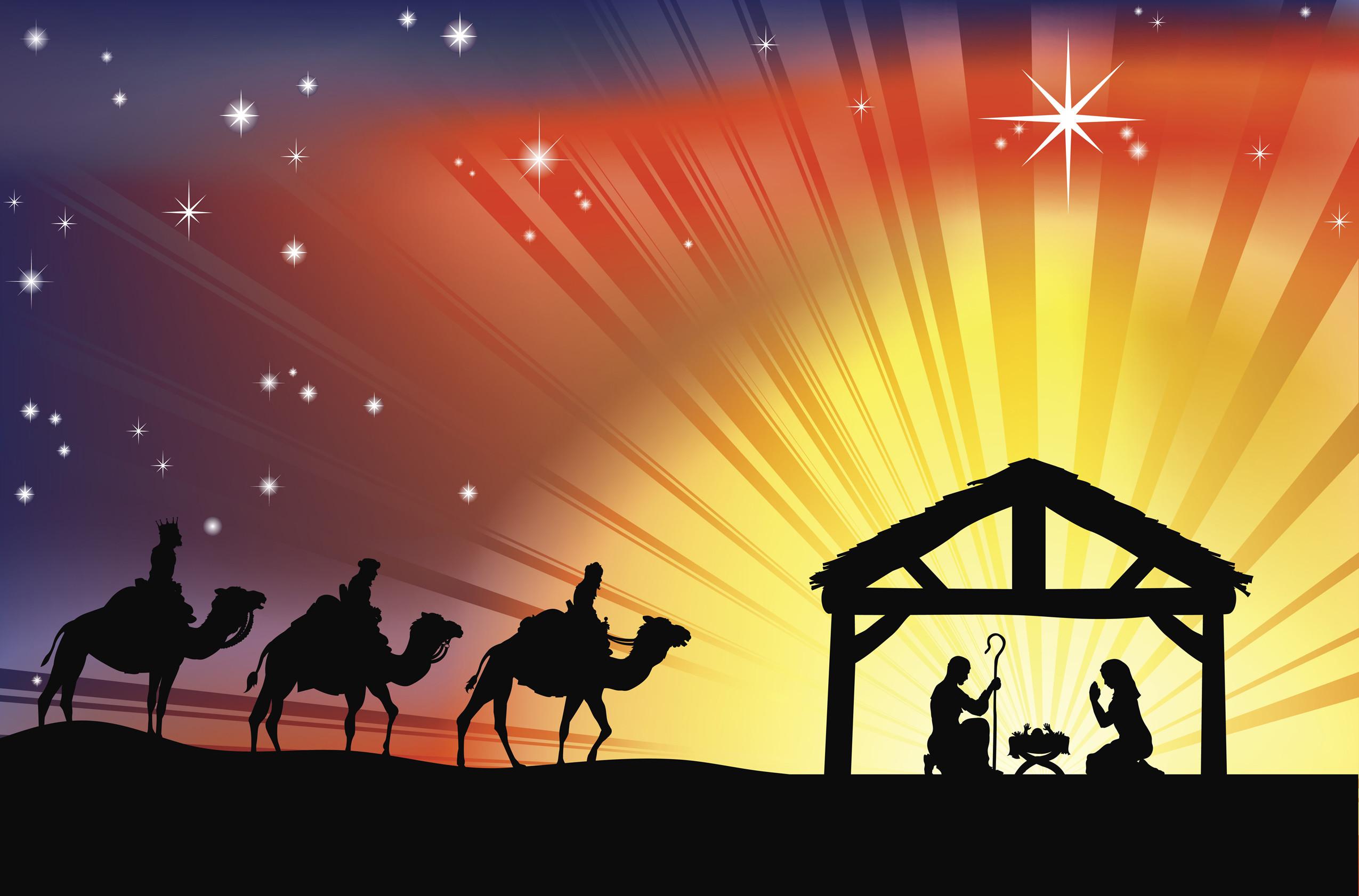 Merry Christmas Nativity Images Merry Christmas Cam7pr Clipart