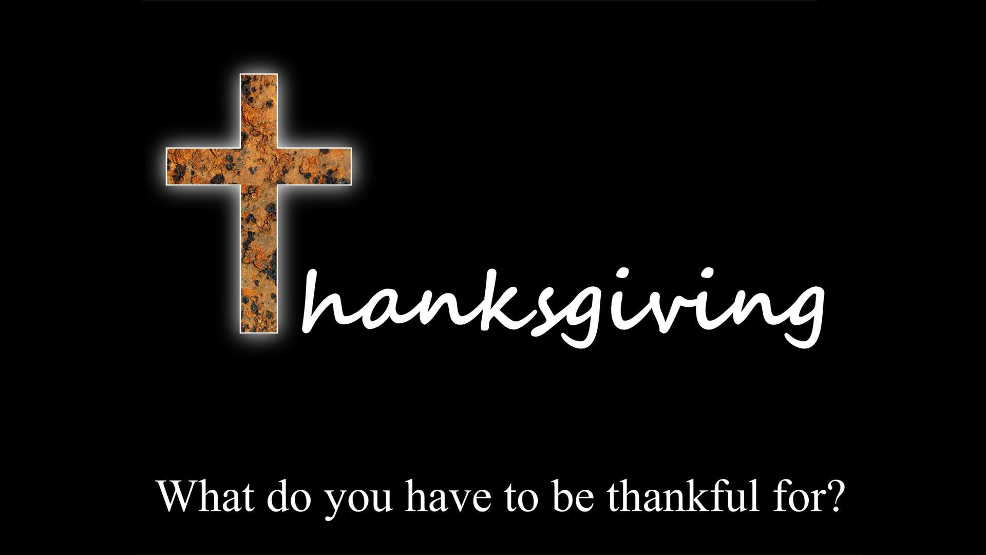 thanksgiving wallpapers christian. Â«Â«