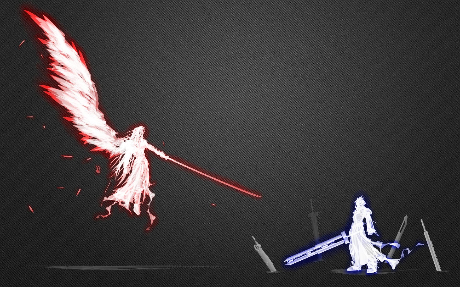 Movie – Final Fantasy VII: Advent Children Wallpaper