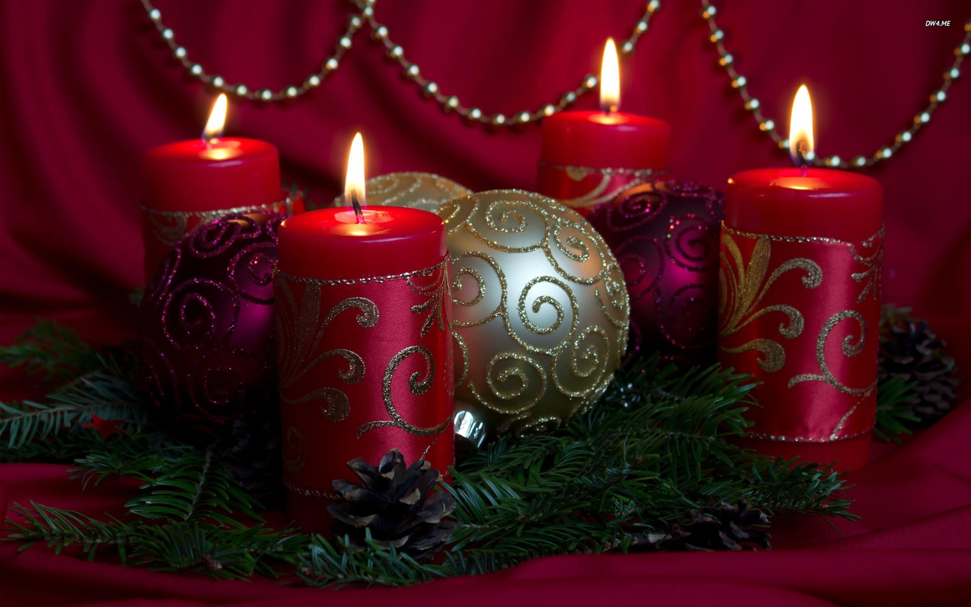 … Advent candles wallpaper …