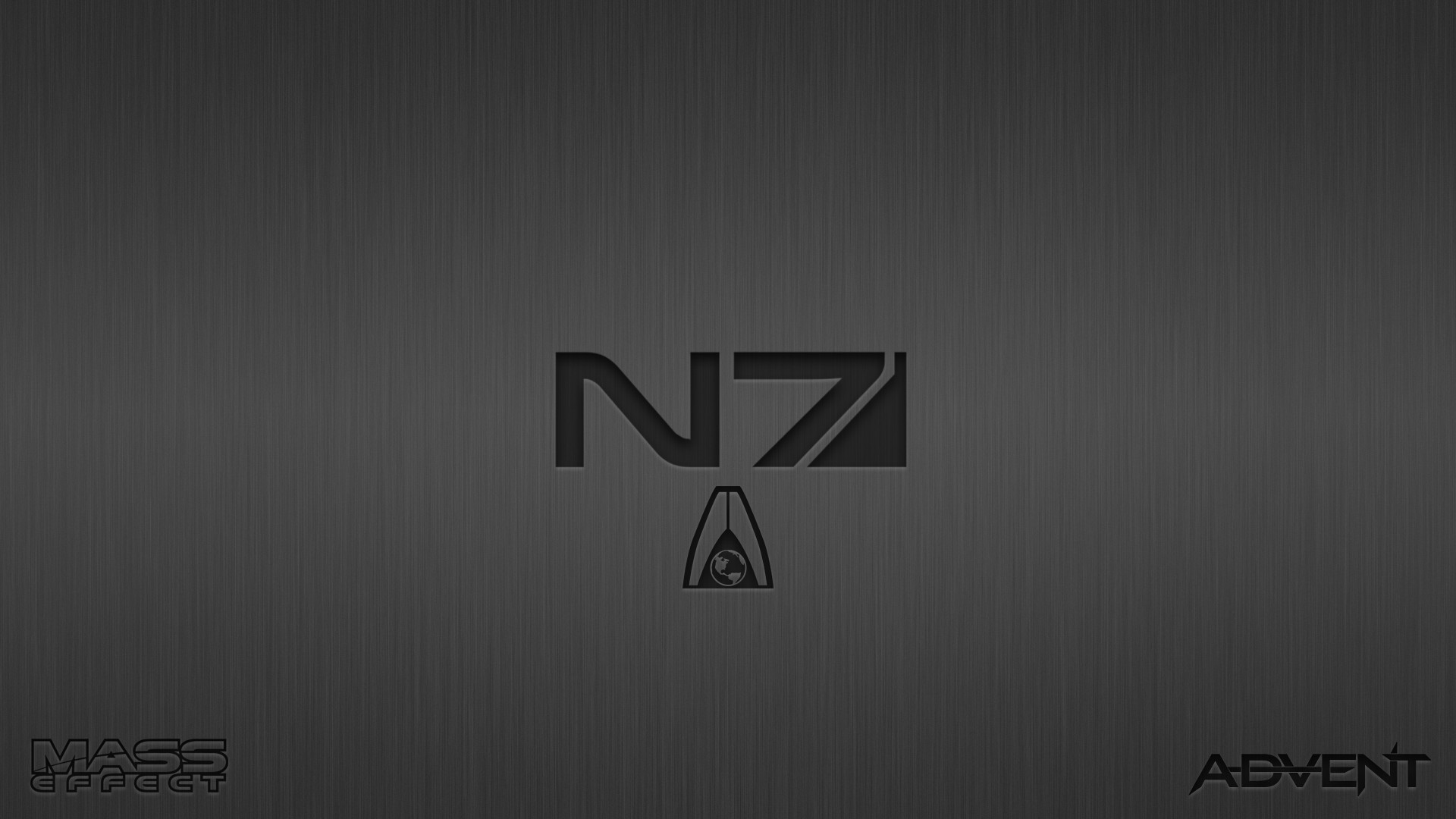 … N7Day Wallpaper – Mass Effect – Advent Designs by AdventDesigns
