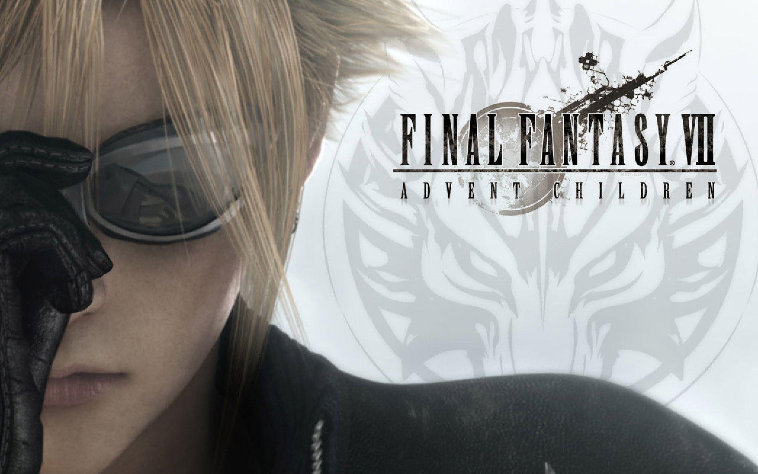 Final Fantasy vii Advent Children hd Wallpaper | HD Wallpapers .