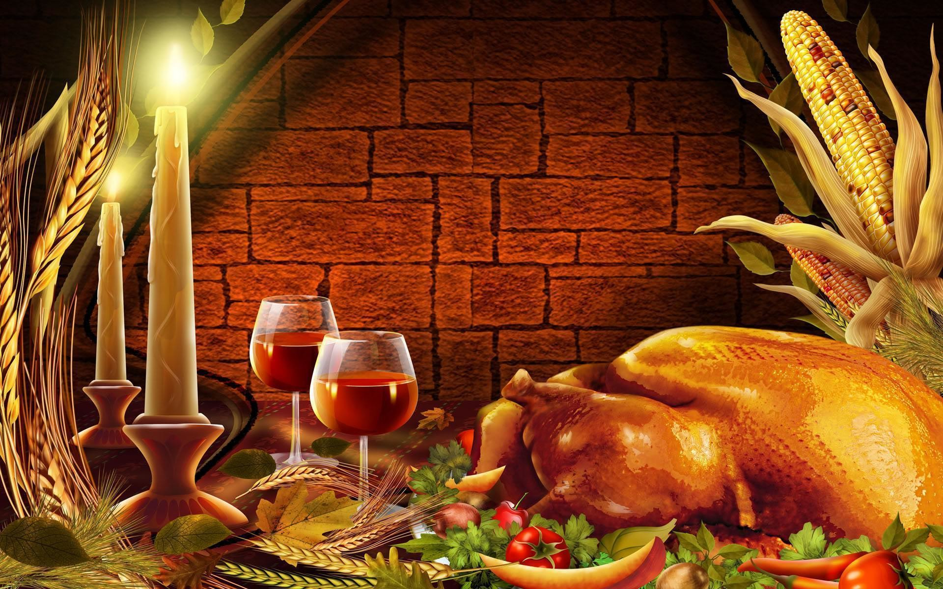 Free Desktop Backgrounds Thanksgiving Wallpaper