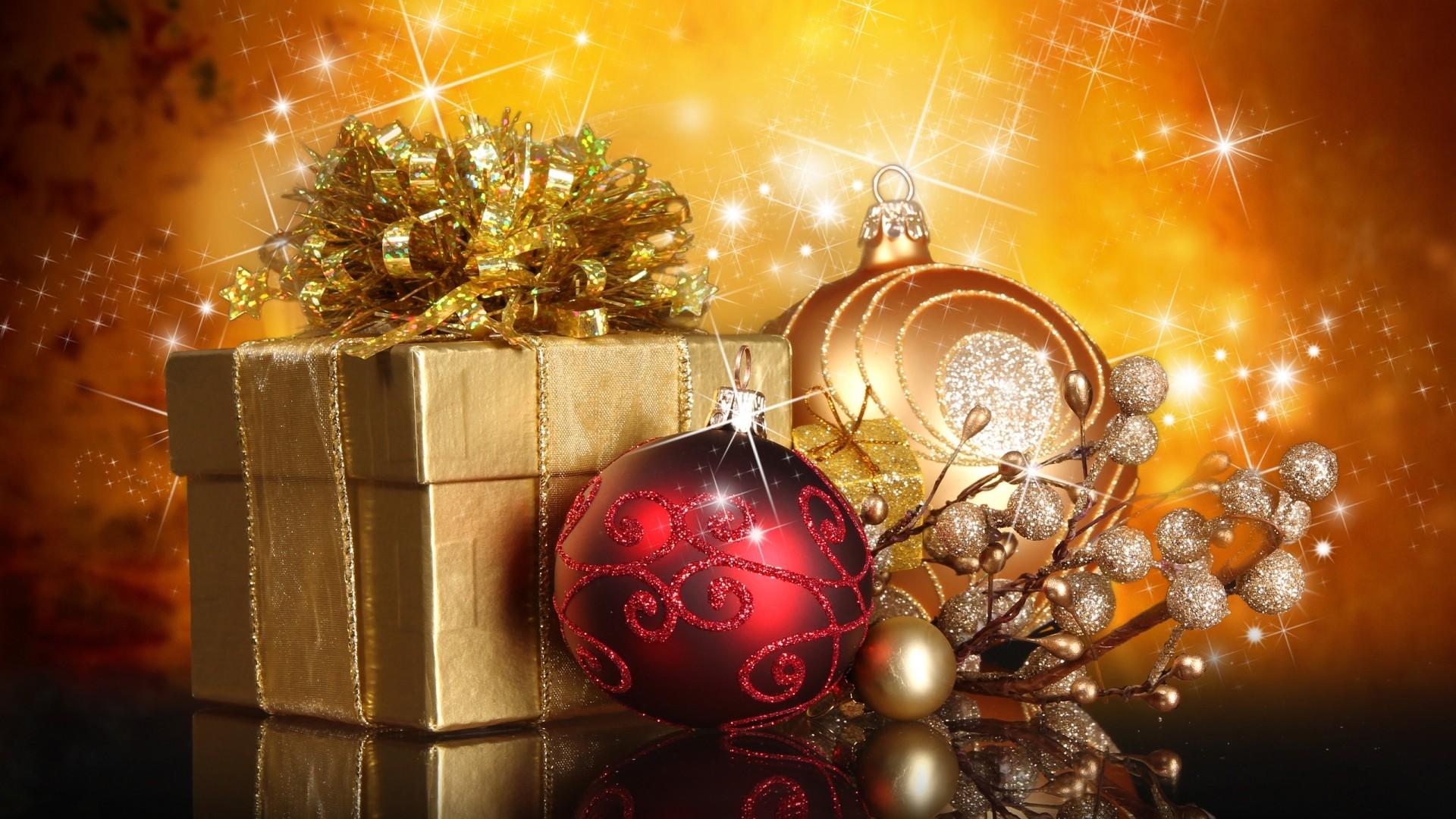 hd wallpaper christmas gifts and globes wallpaper