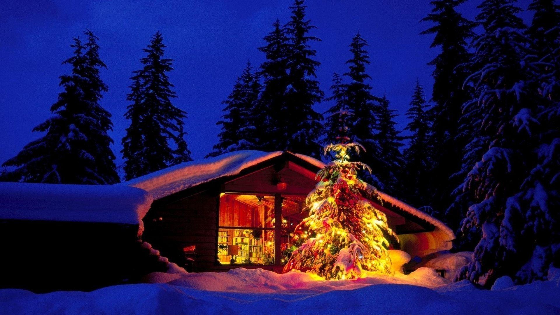 Christmas HD Wallpaper 1920×1080