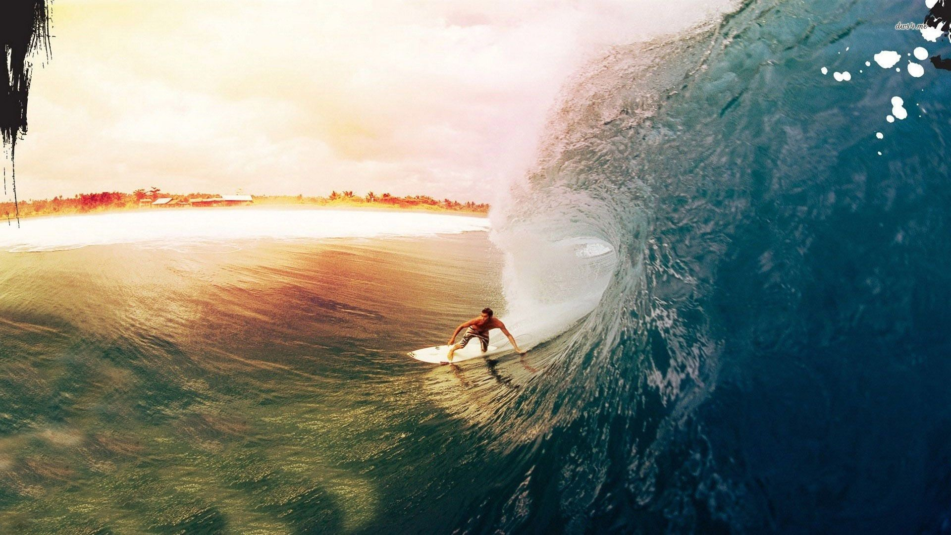 Surfer wallpaper – Sport wallpapers – #20230