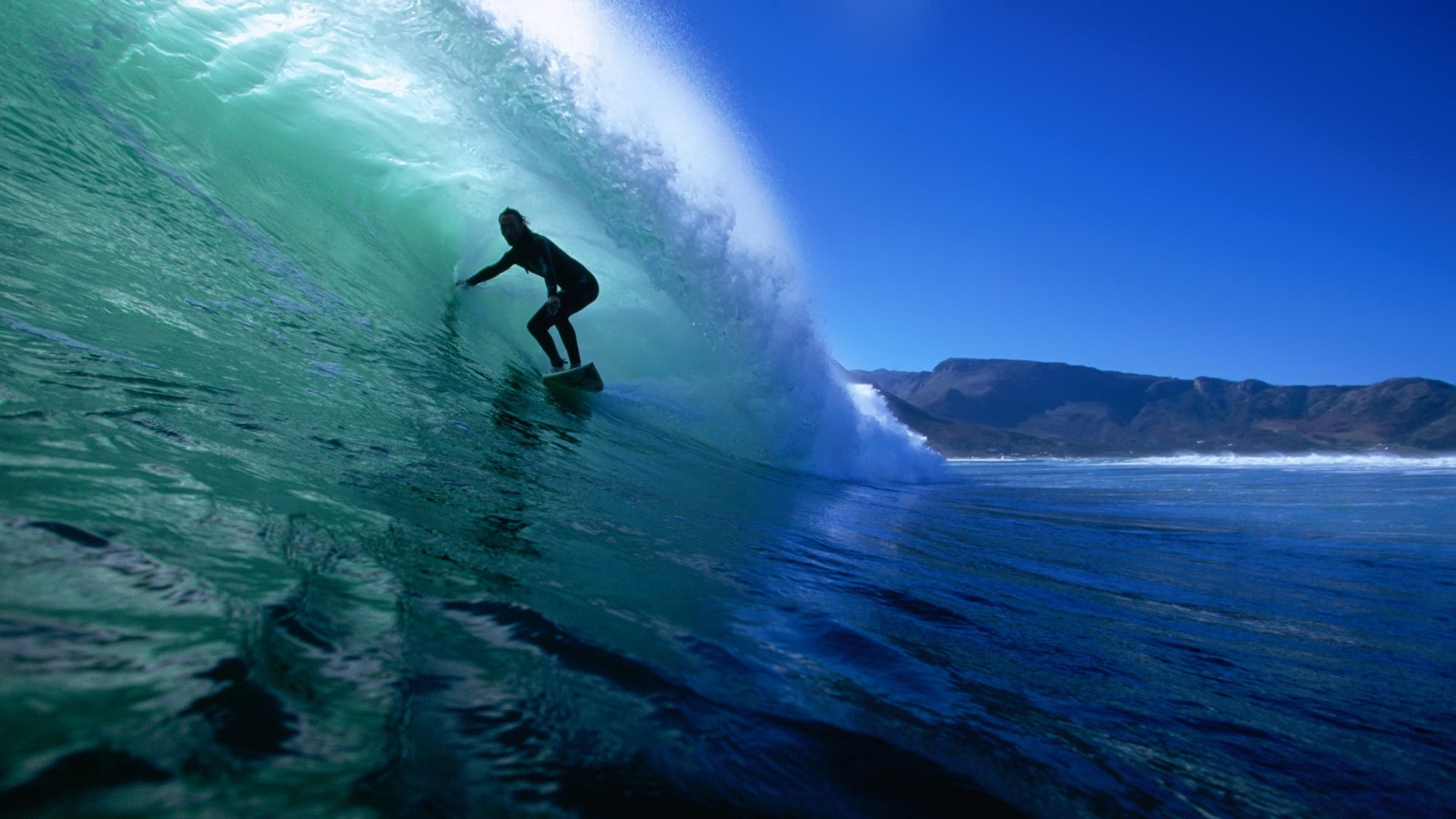 Wallpapers Surf Girl Surfing Roxy 1920×1080
