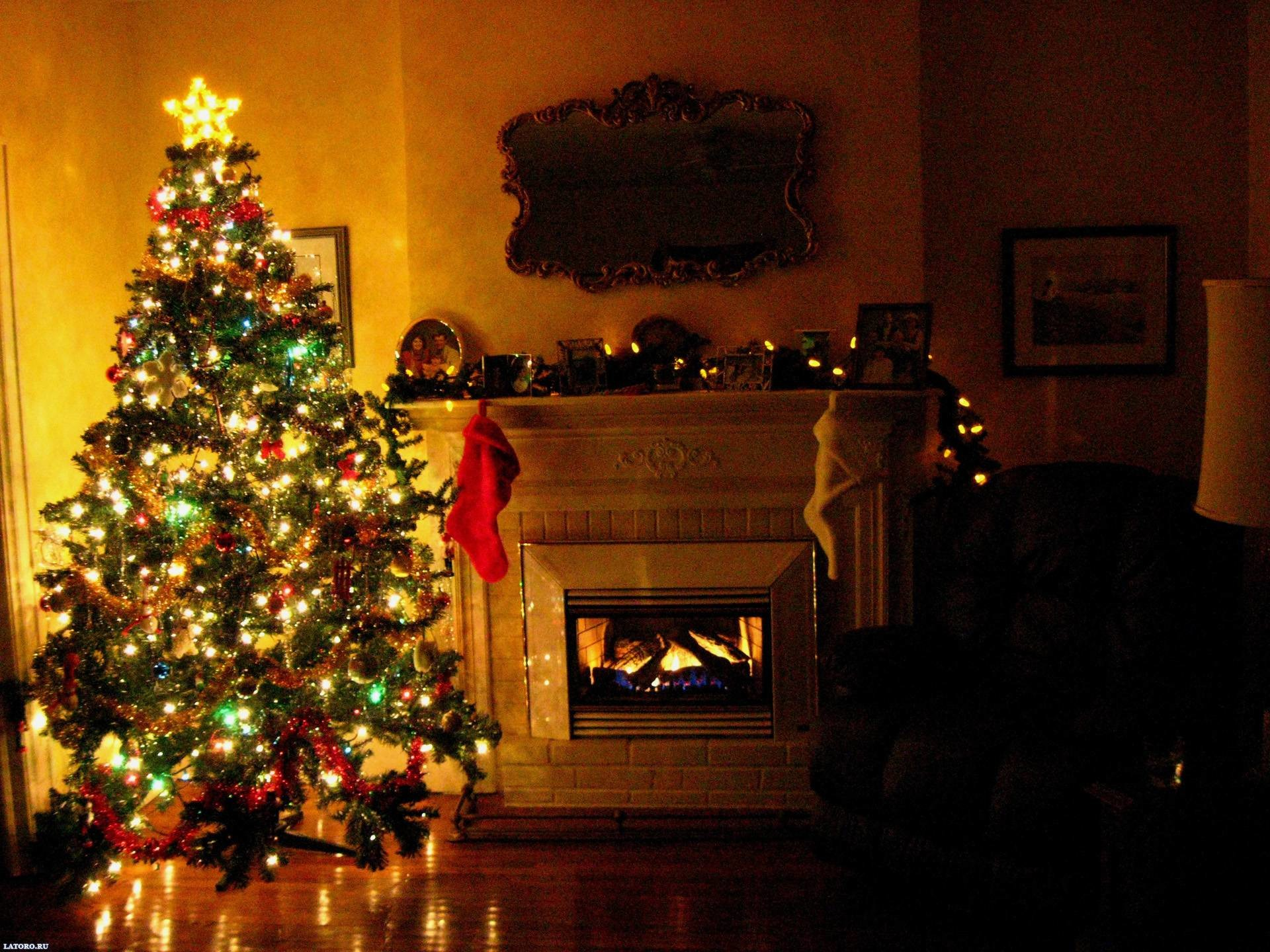 Free Christmas Desktop Wallpapers Backgrounds | Wallpapers9