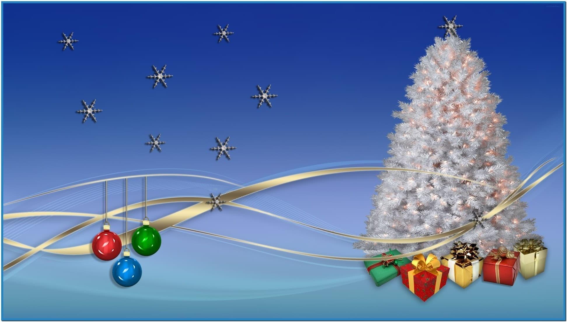 Christmas pc wallpaper screensaver