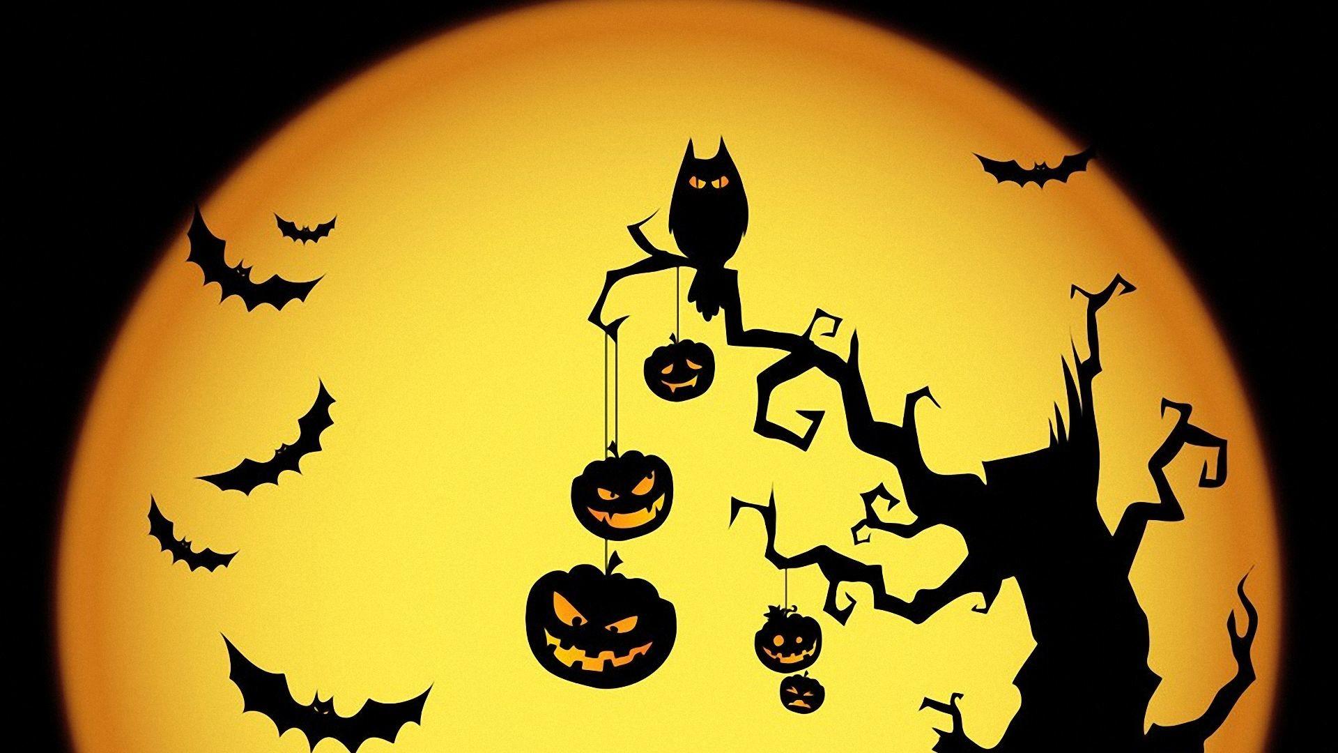 … Halloween Wallpaper Images (03) …