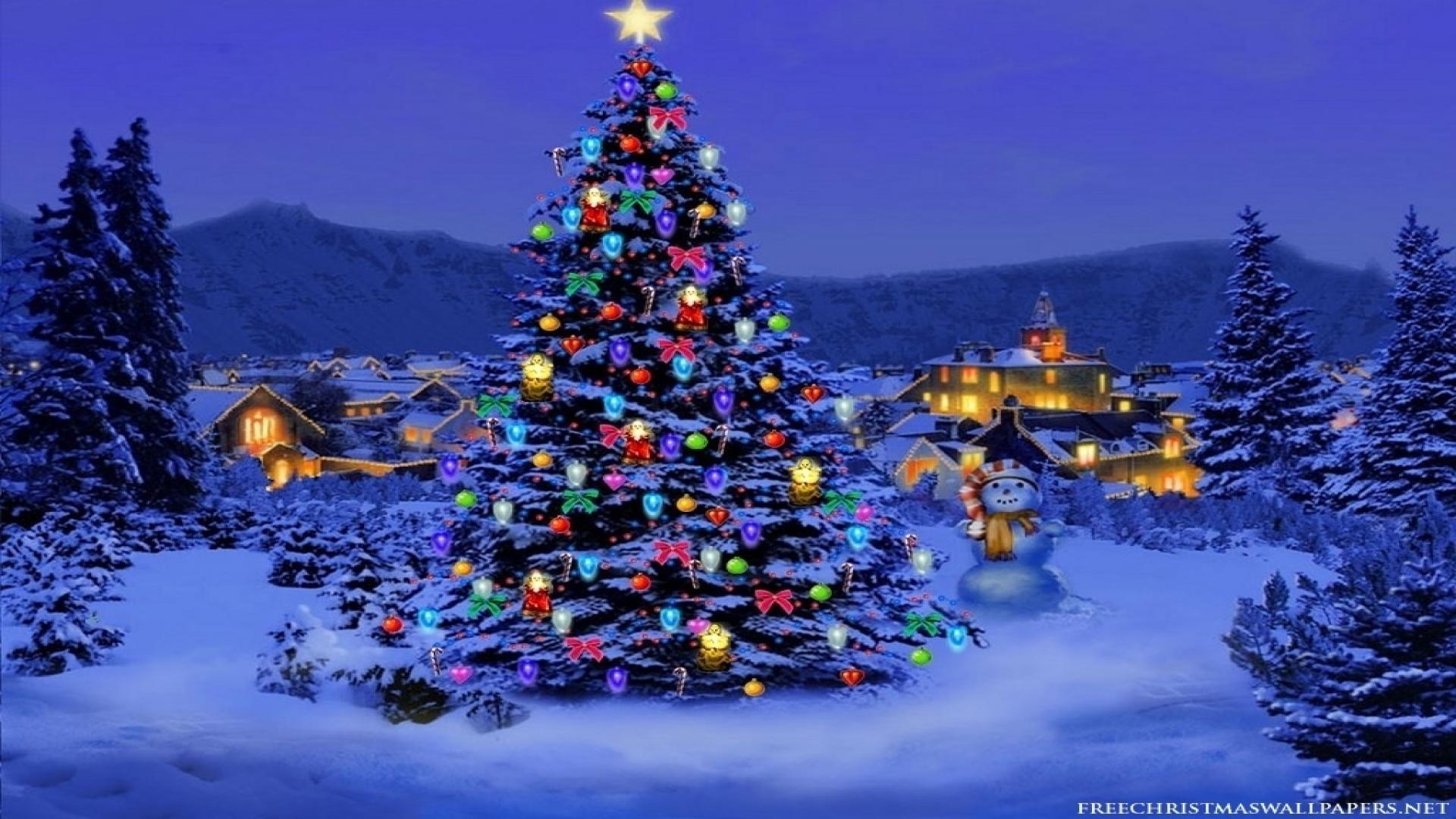 Christmas Tree HD Wallpapers Christmas Wallpapers .