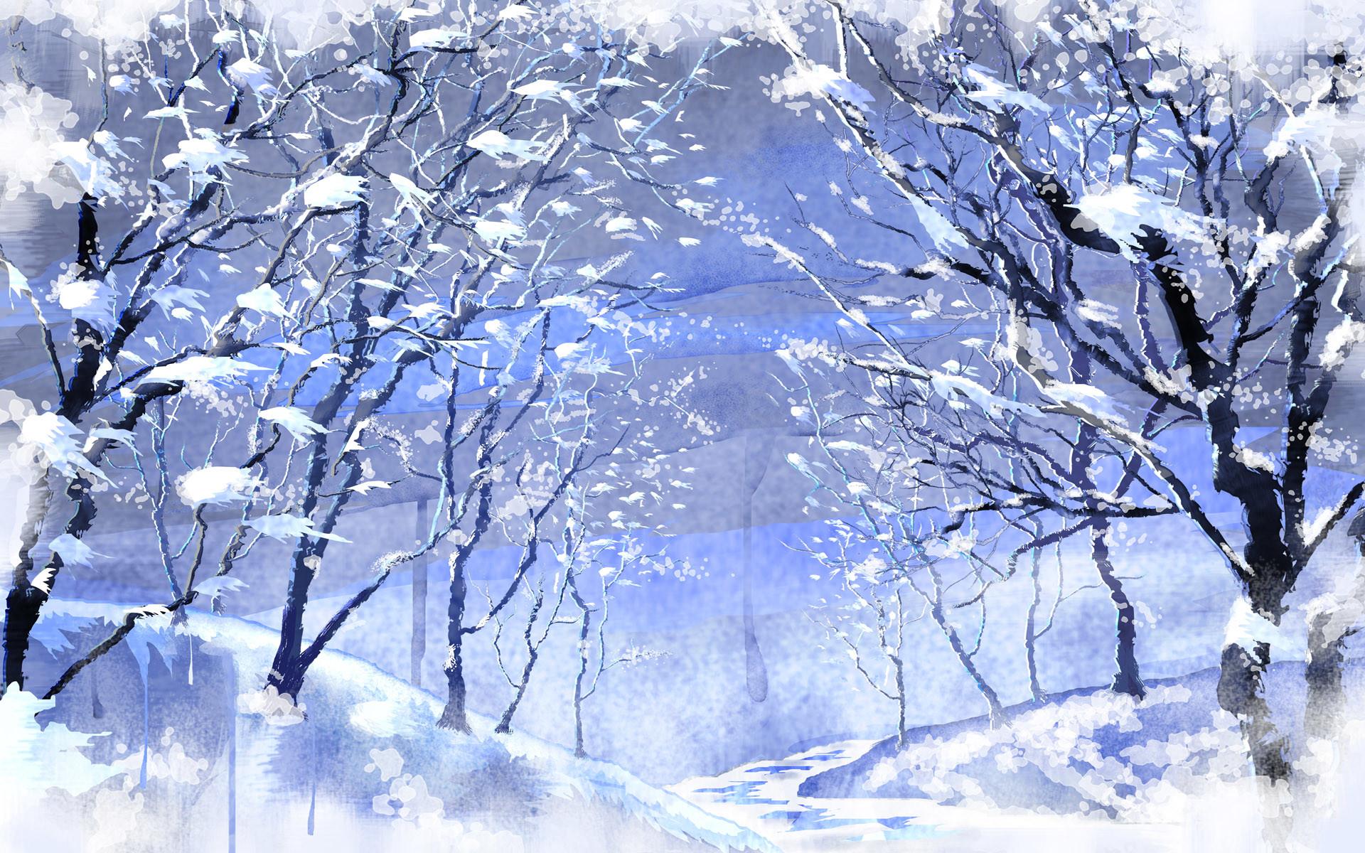 Winter Scene Wallpaper, Free Winter Scene Wallpaper, Christmas Scenery .