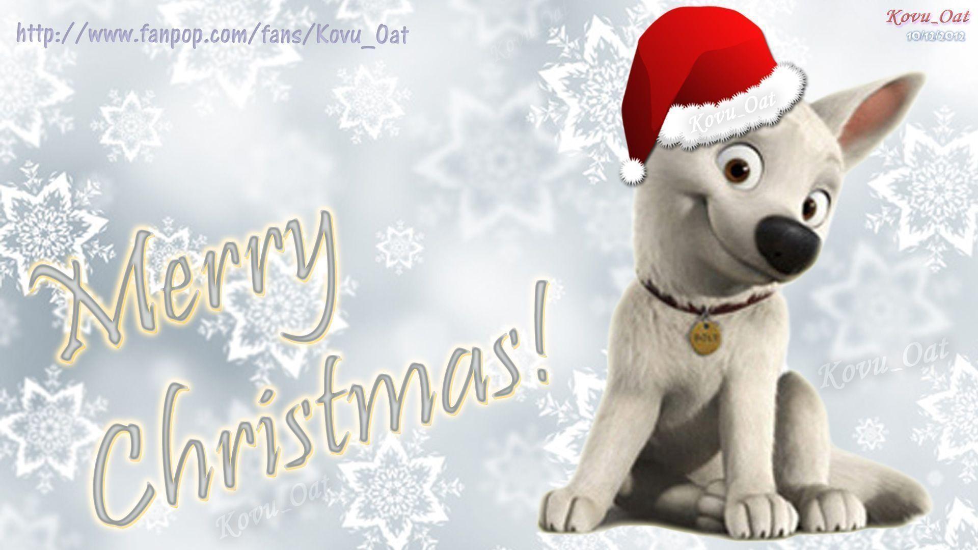 Cute Merry Christmas Wallpaper ClickHdWallpapers