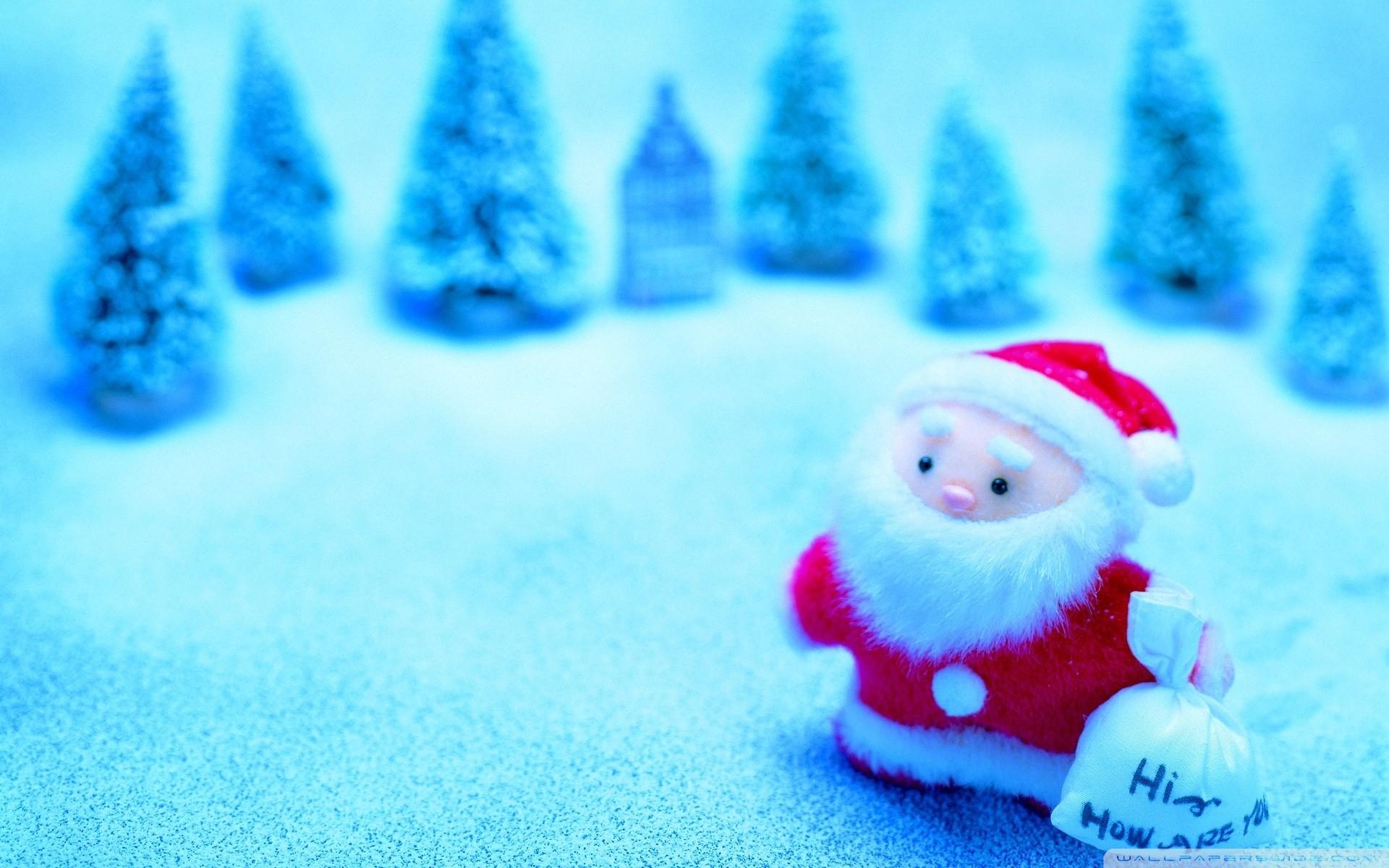 cute_santa_claus-wallpaper-1920×1200. Christmas Tree