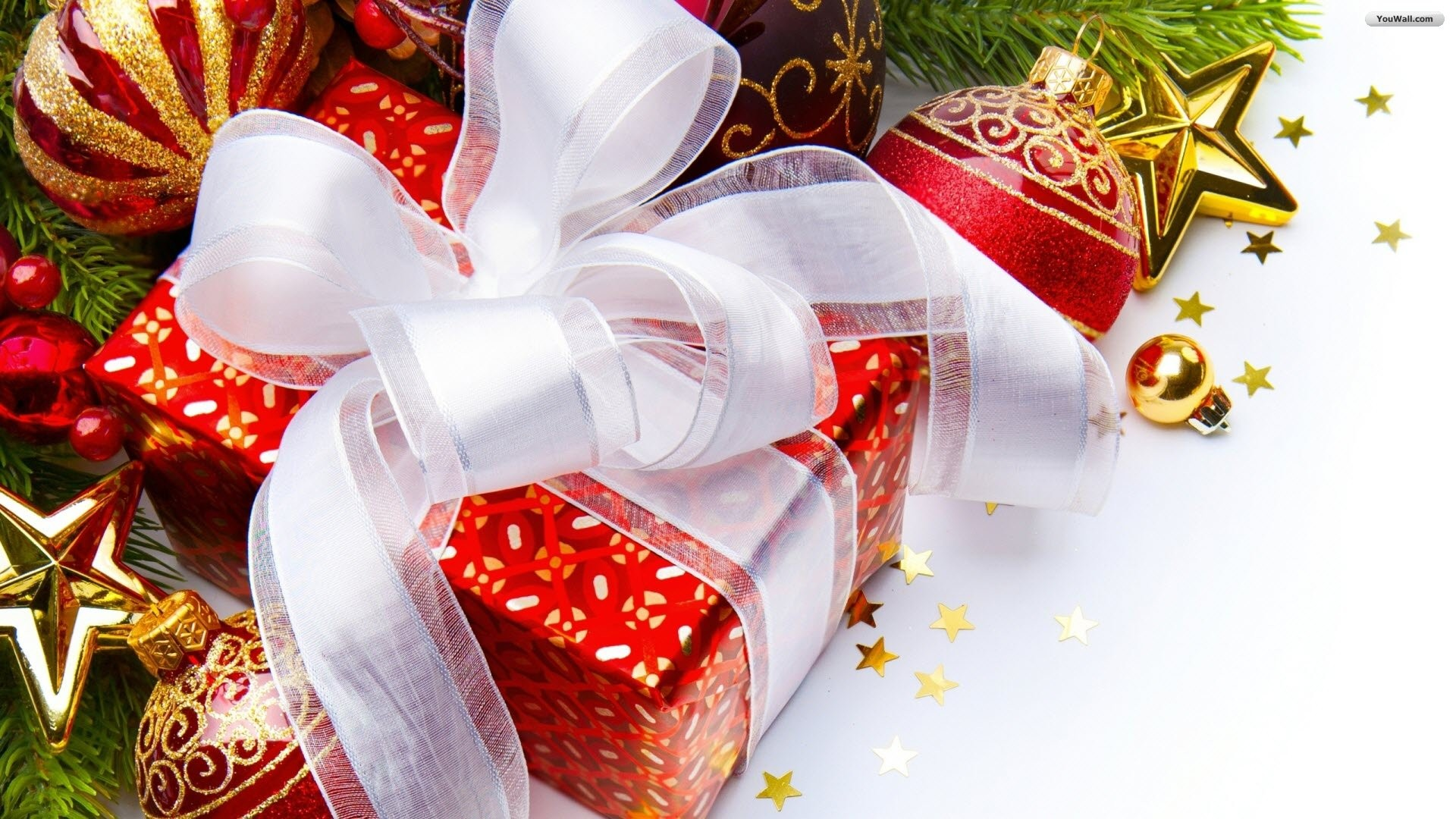 Christmas gifts Wallpaper Christmas Holidays (46 Wallpapers) – HD Wallpapers