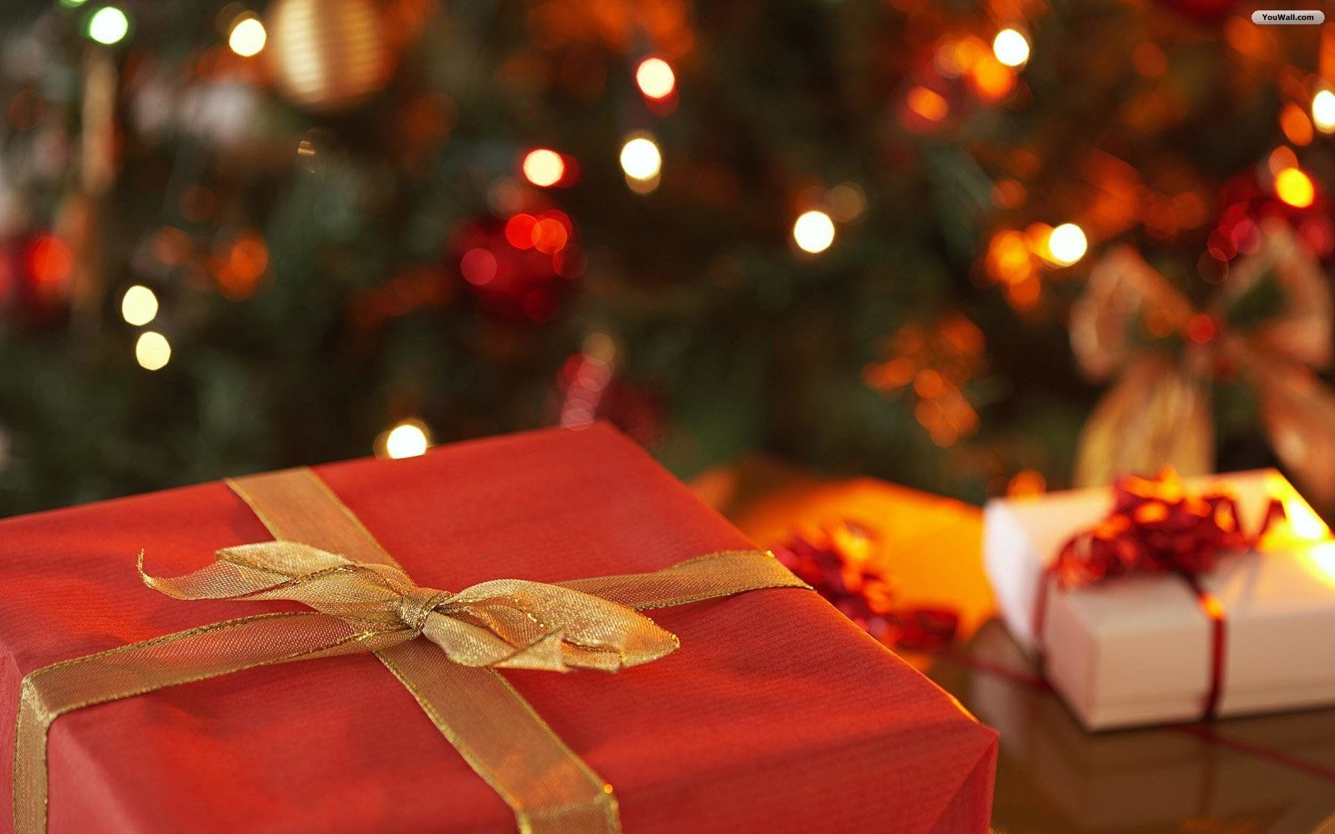 Christmas Present Wallpapers – Wallpaper Cave Christmas Present Wallpaper