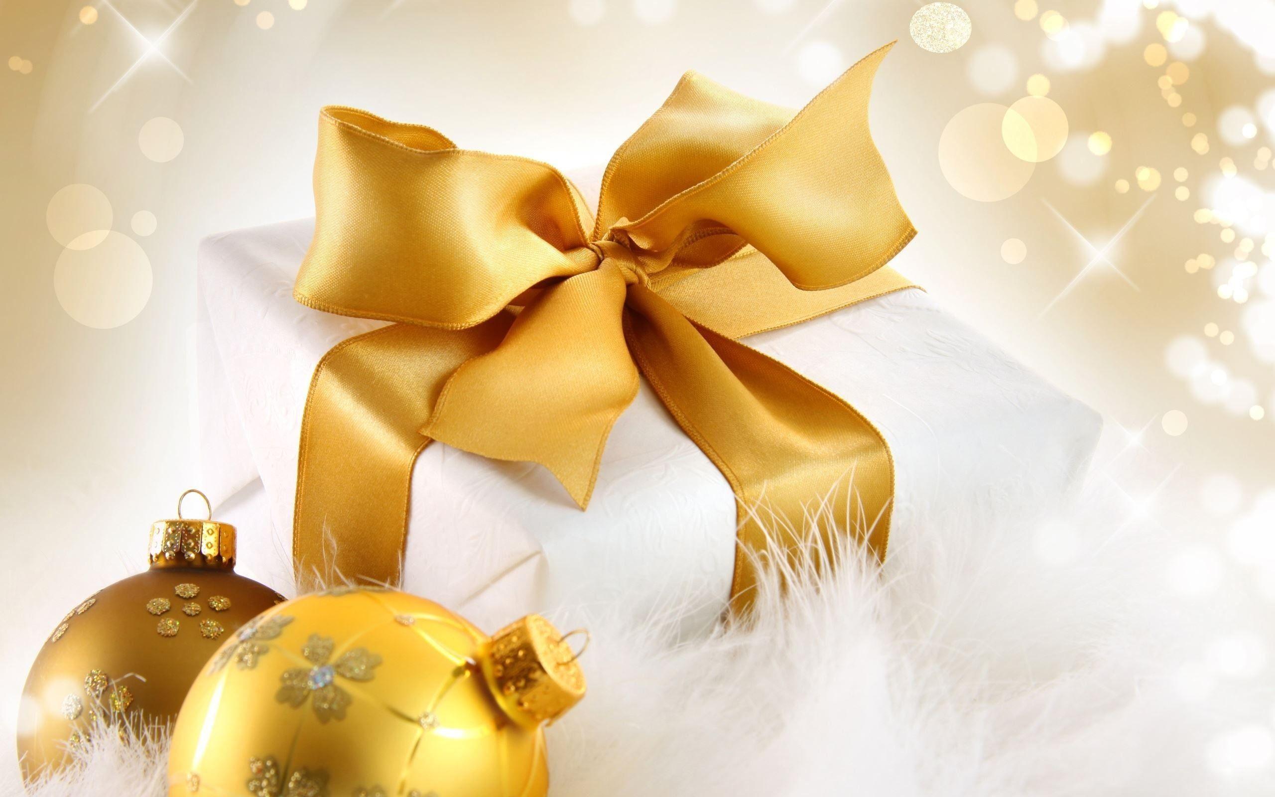 Christmas Gift Boxes Wallpaper (09)
