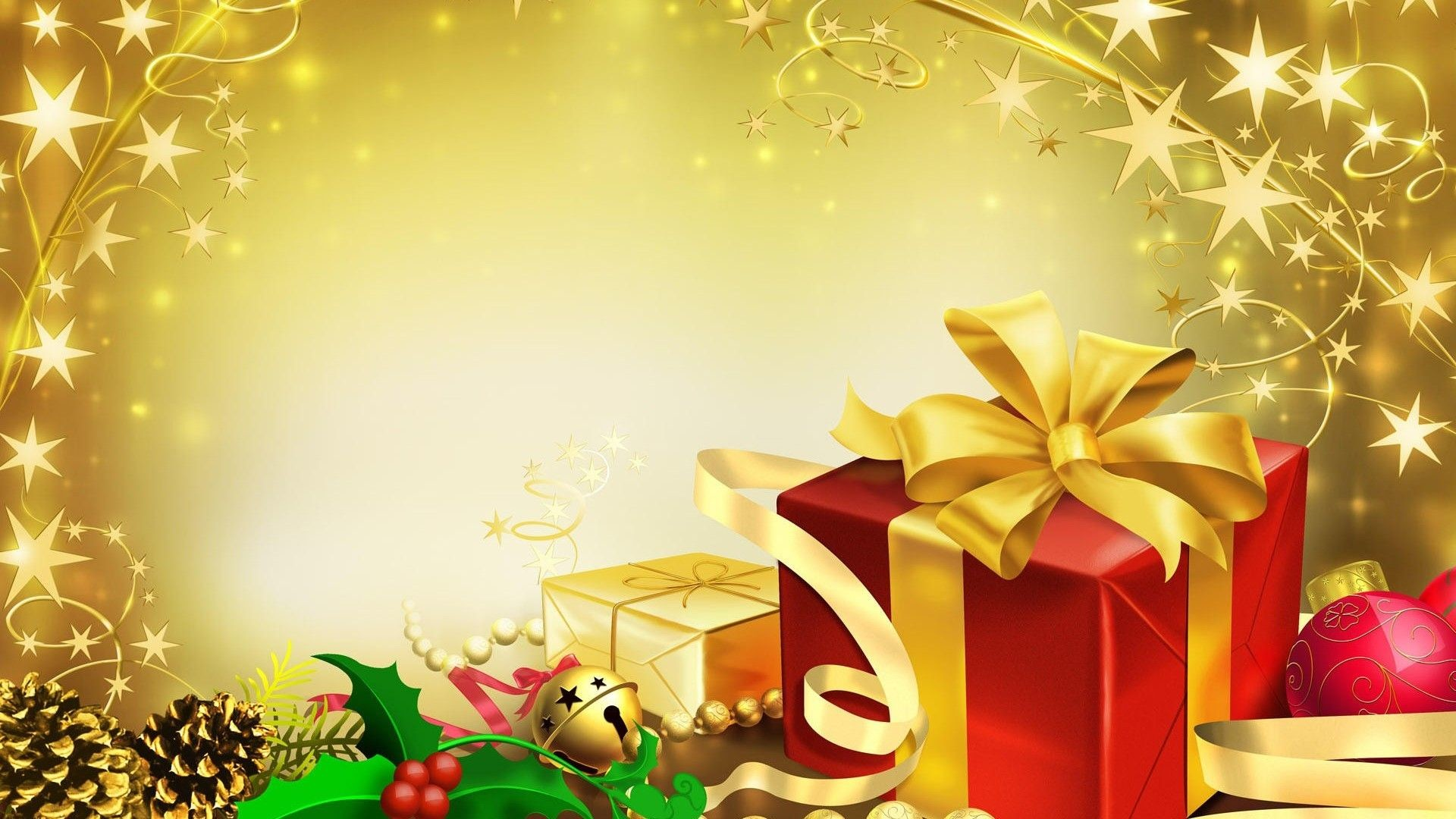 Christmas Present Wallpapers by Oscar Field #5