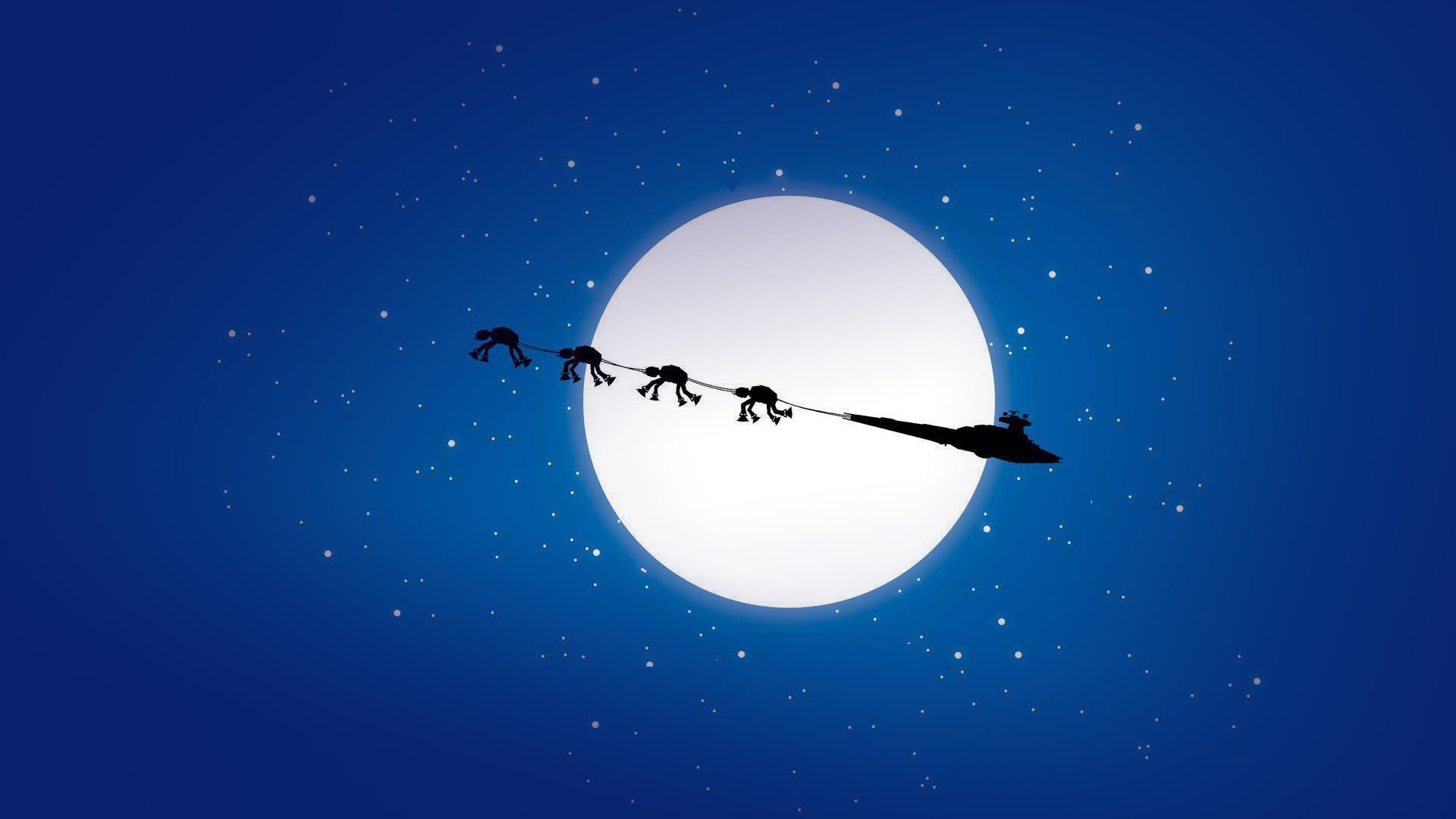 Star Wars Christmas Wallpaper