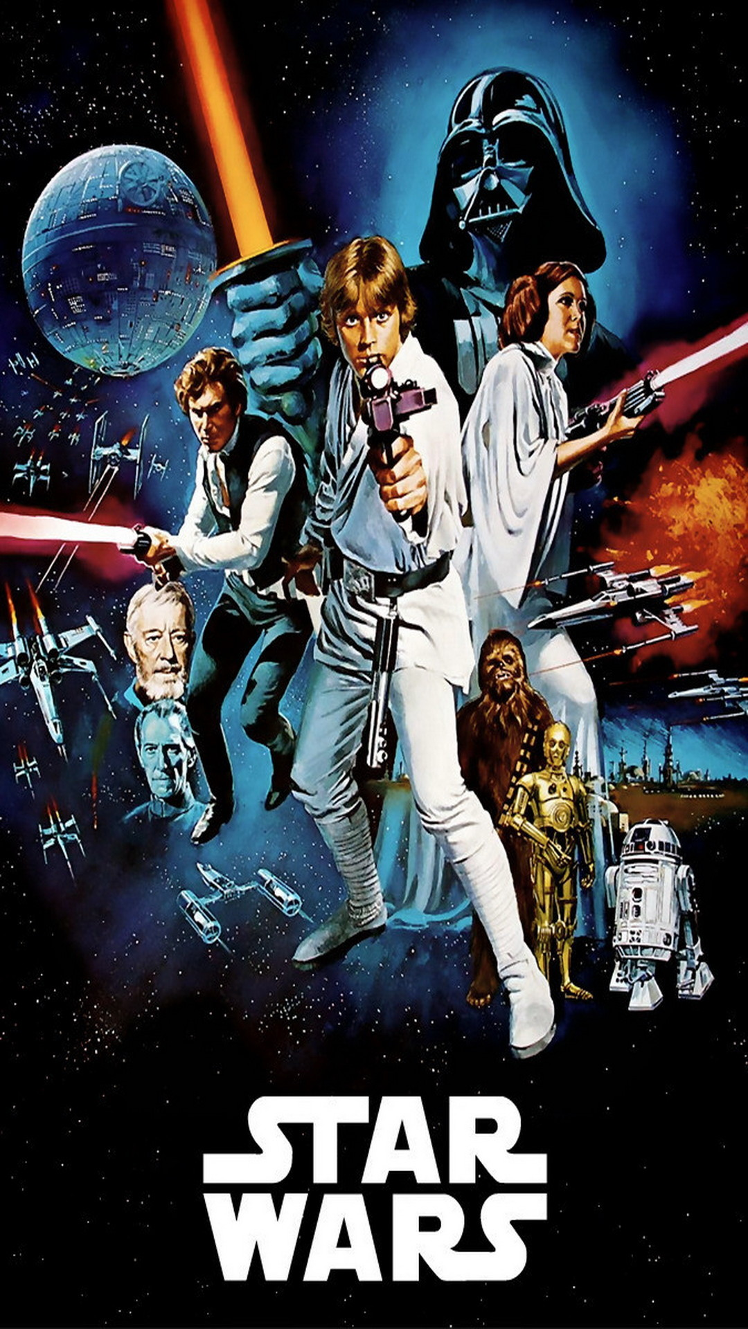 10 Movie Posters Wallpapers for the iPhone 6 Plus! Star Wars …