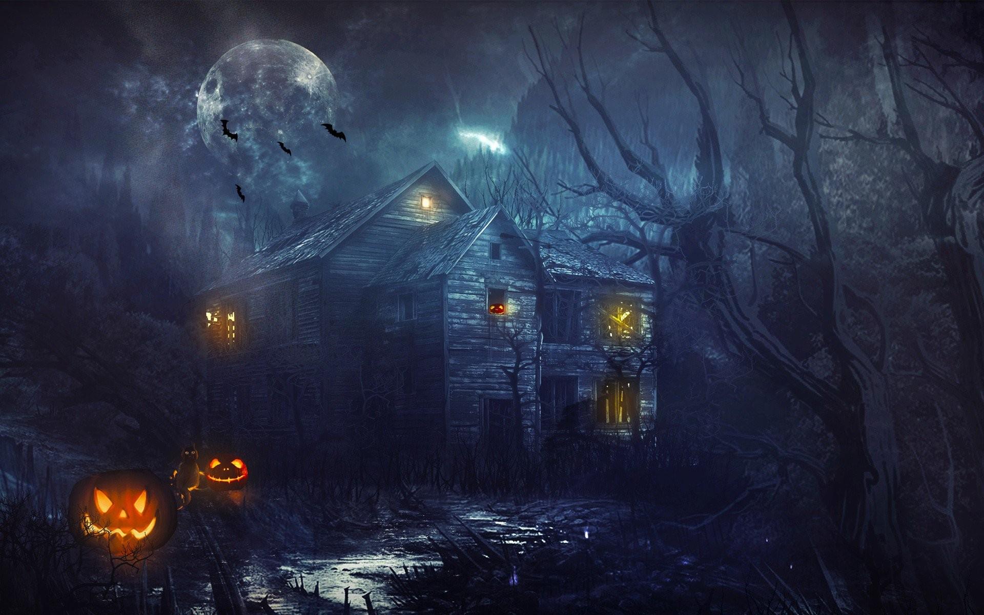 Halloween 2016 Wallpaper Widescreen.