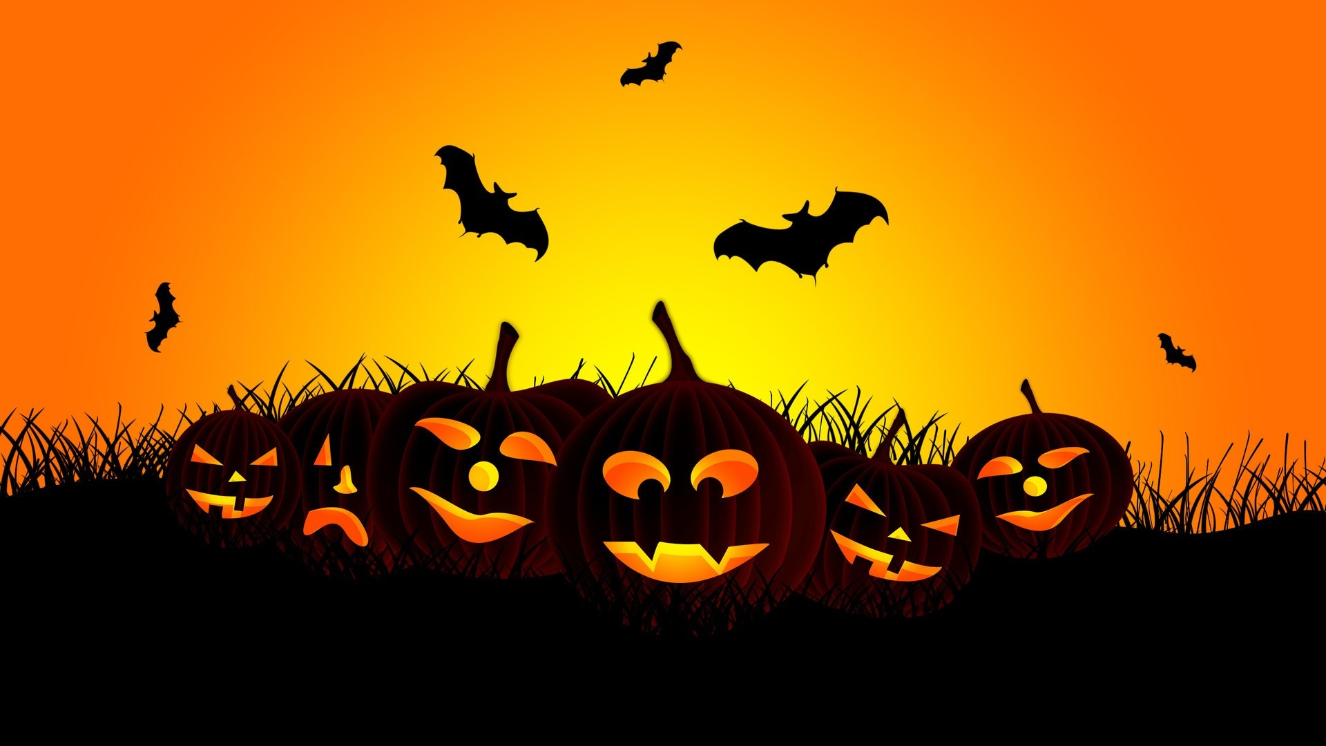 Happy Halloween Backgrounds – Festival Collections