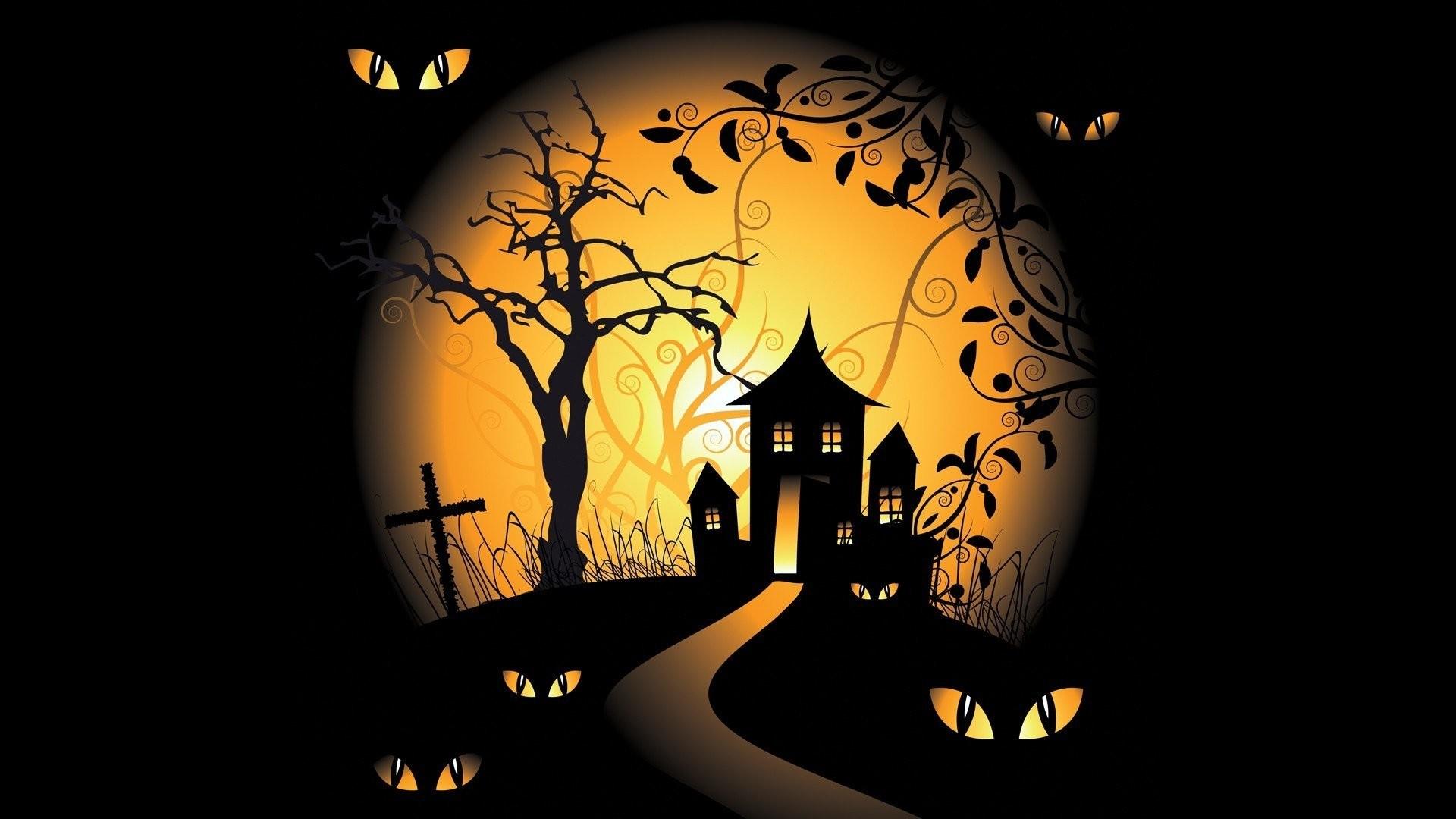 … horror-halloween-wallpaper …