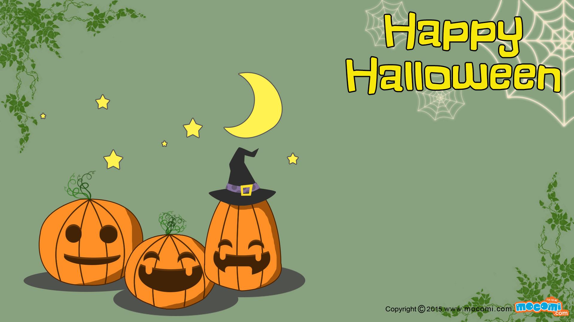 Happy Halloween Wallpaper – 01