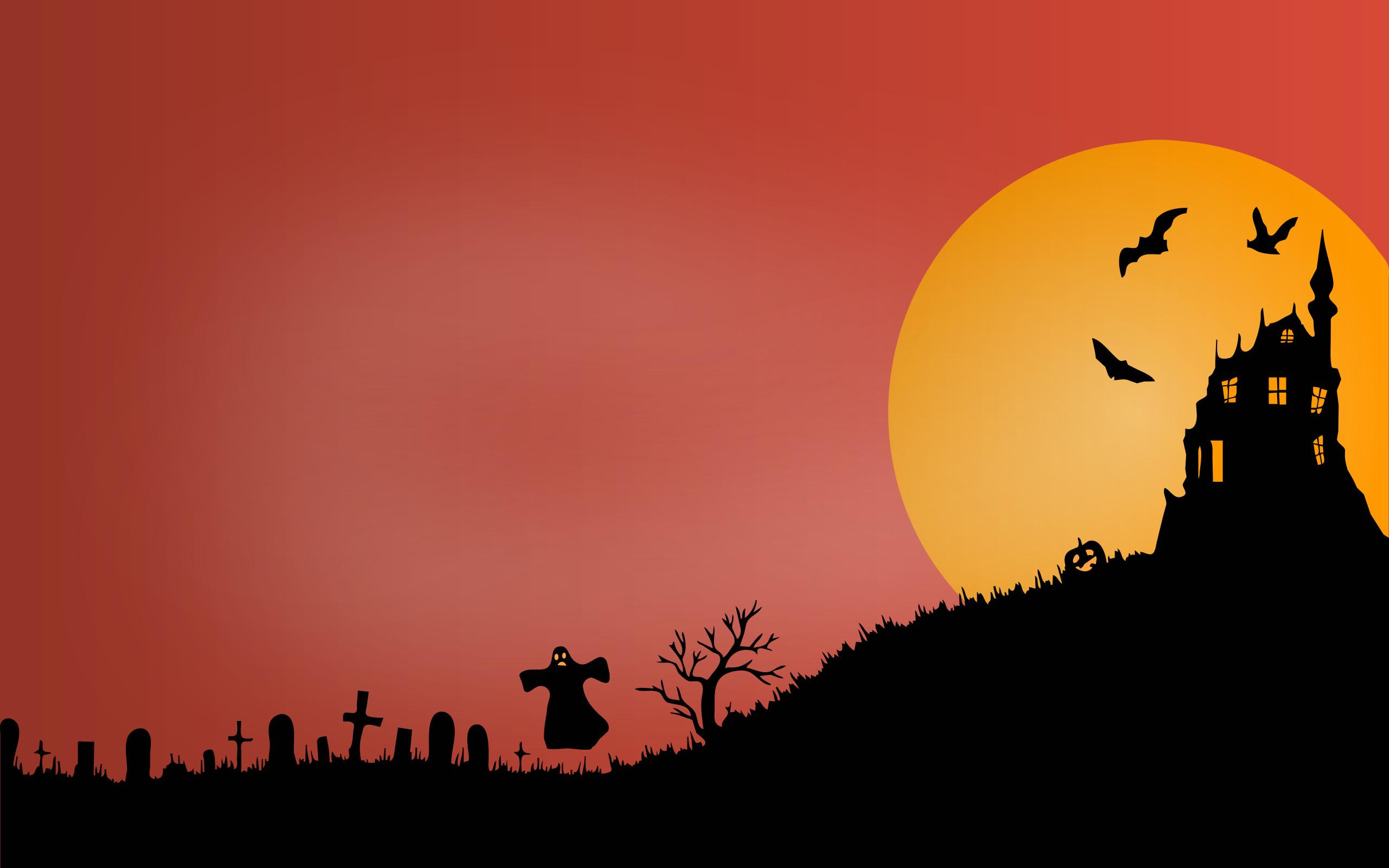 Halloween Scary Castle