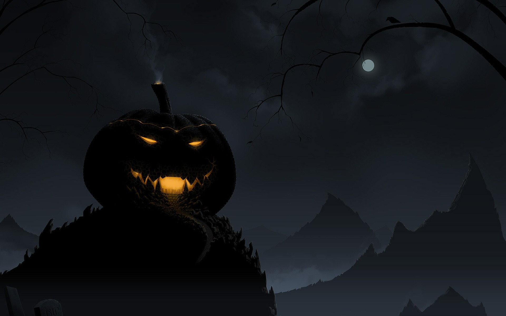 Scary Halloween Backgrounds.
