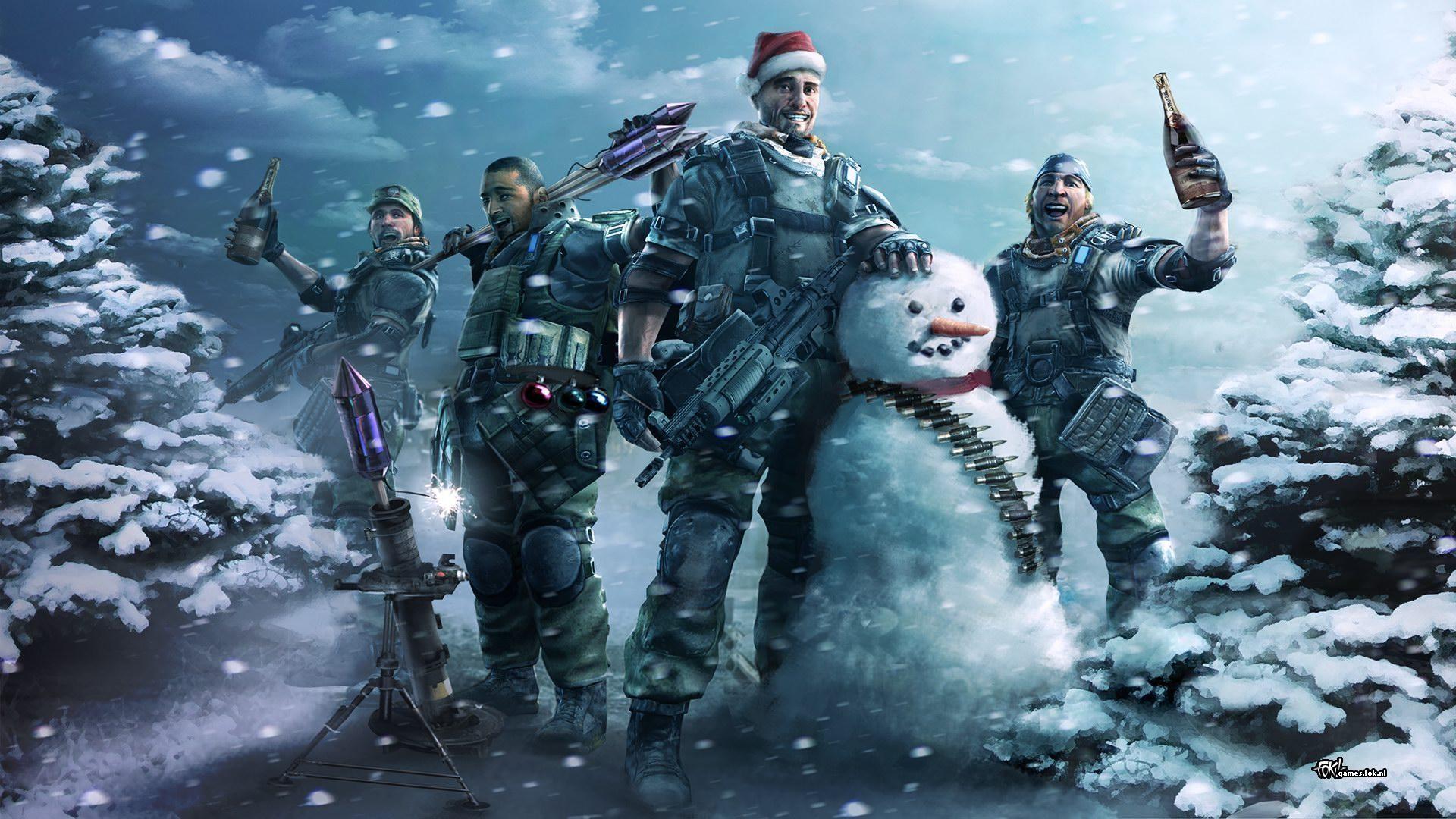 Holiday – Christmas Wallpaper