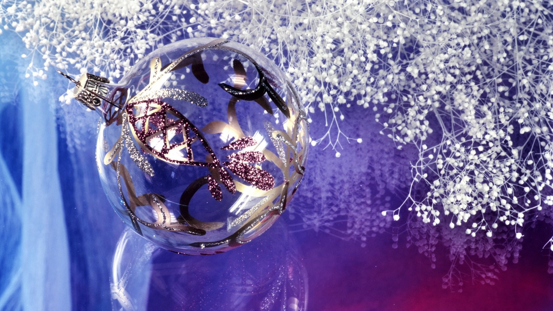 Purple Christmas 528170 …