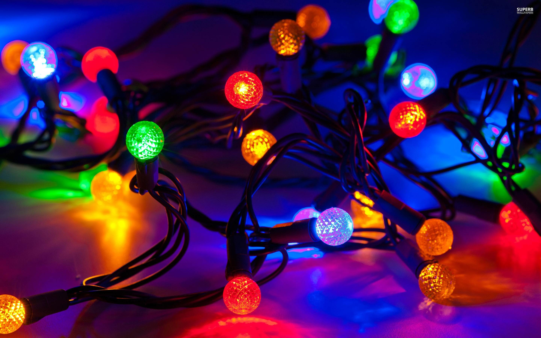 Christmas Lights HD Wallpaper – HD Wallpapers