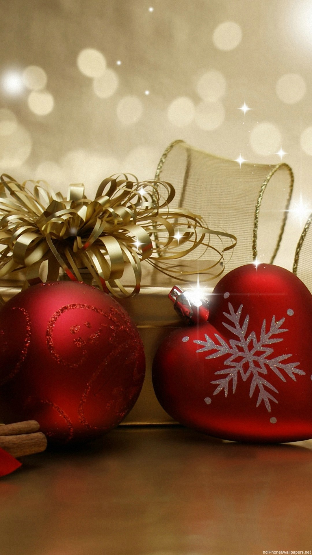 light christmas love iPhone 6 wallpapers HD – 6 Plus backgrounds